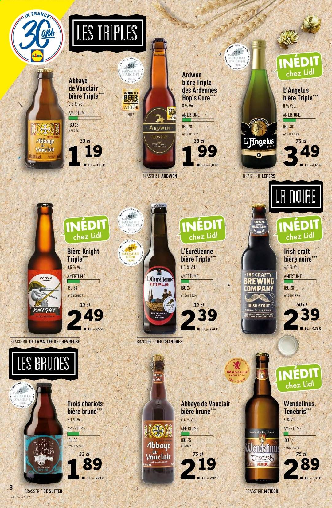 Catalogue Lidl - 29.05.2019 - 04.06.2019. Page 8.