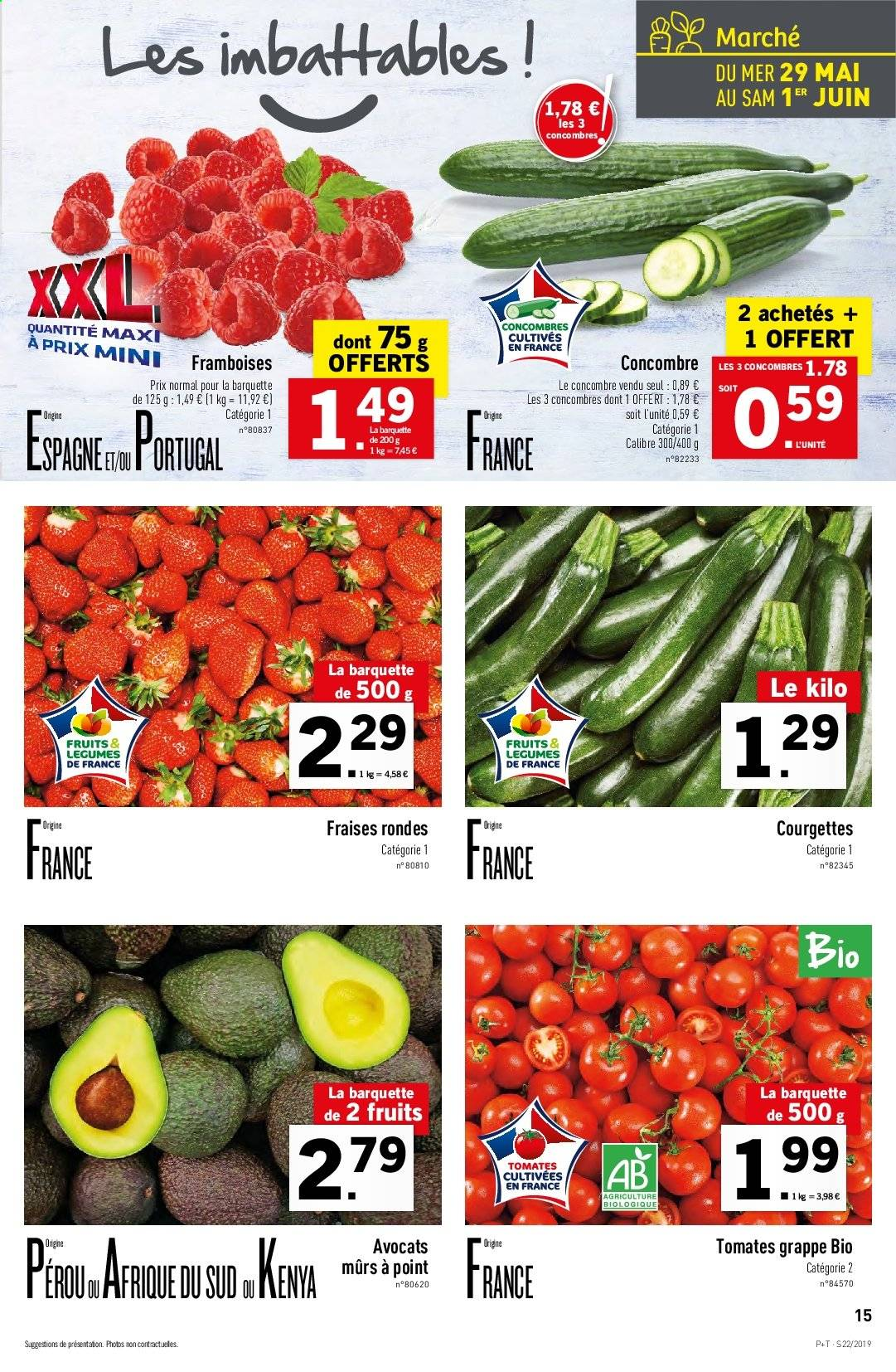 Catalogue Lidl - 29.05.2019 - 04.06.2019. Page 15.
