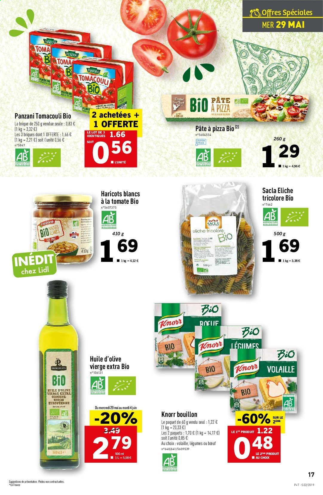 Catalogue Lidl - 29.05.2019 - 04.06.2019. Page 17.