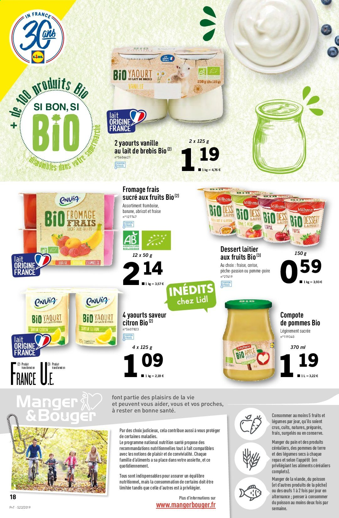 Catalogue Lidl - 29.05.2019 - 04.06.2019. Page 18.