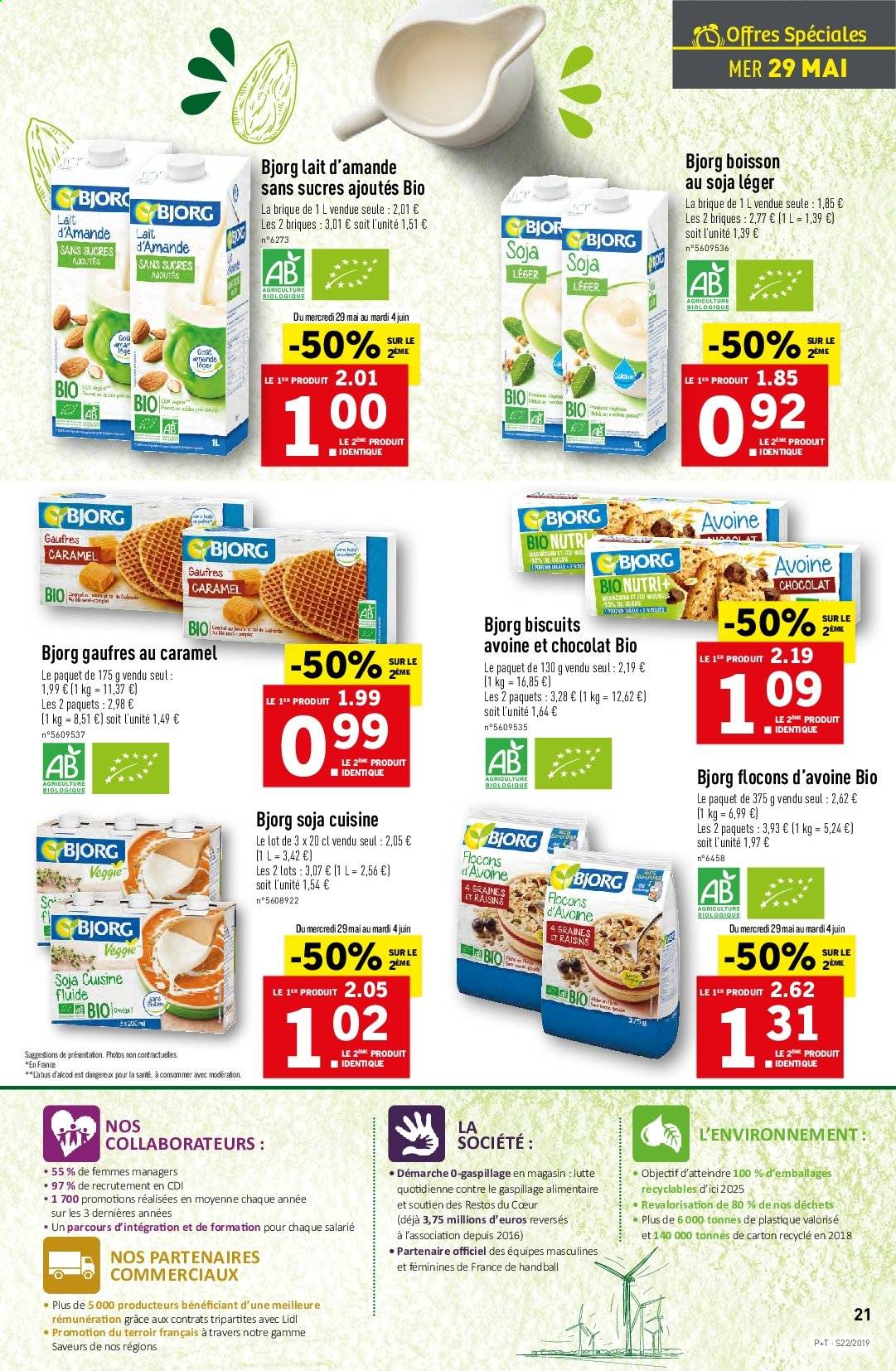 Catalogue Lidl - 29.05.2019 - 04.06.2019. Page 21.