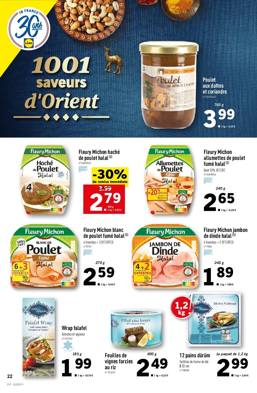 Catalogue Lidl - 29.05.2019 - 04.06.2019. Page 22.