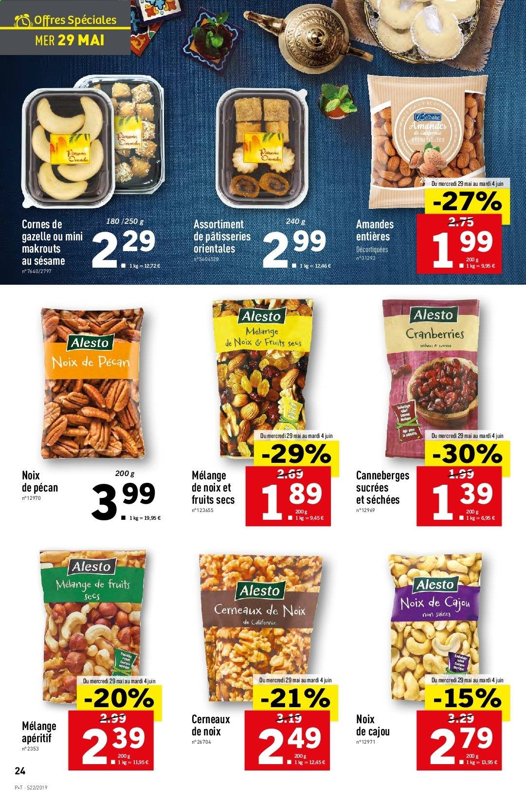 Catalogue Lidl - 29.05.2019 - 04.06.2019. Page 24.