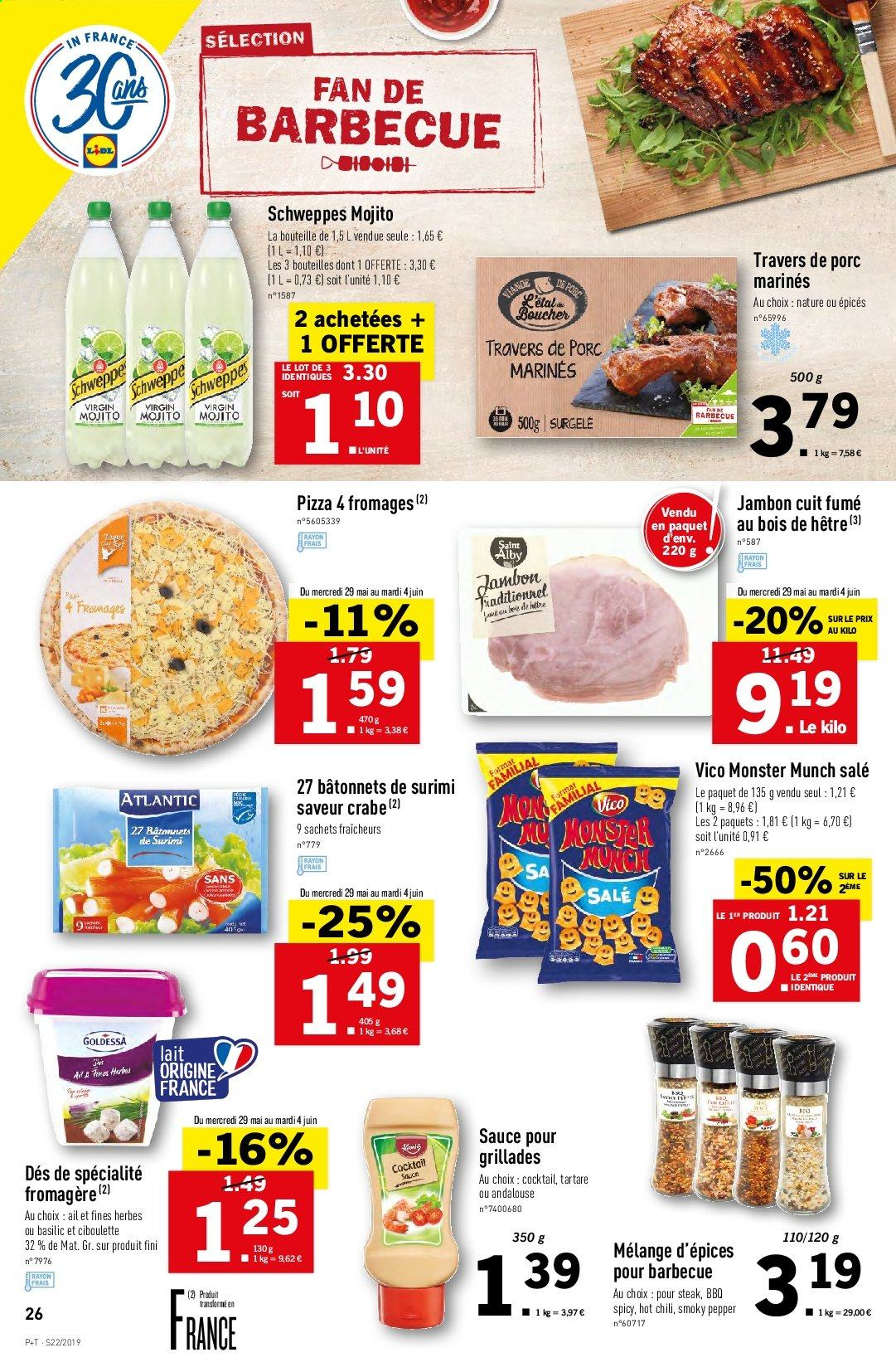 Catalogue Lidl - 29.05.2019 - 04.06.2019. Page 26.