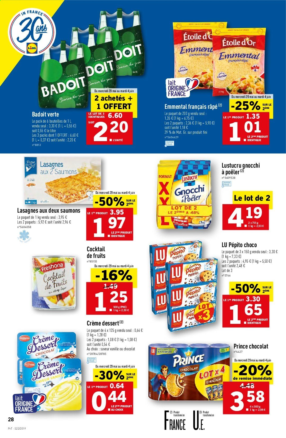 Catalogue Lidl - 29.05.2019 - 04.06.2019. Page 28.