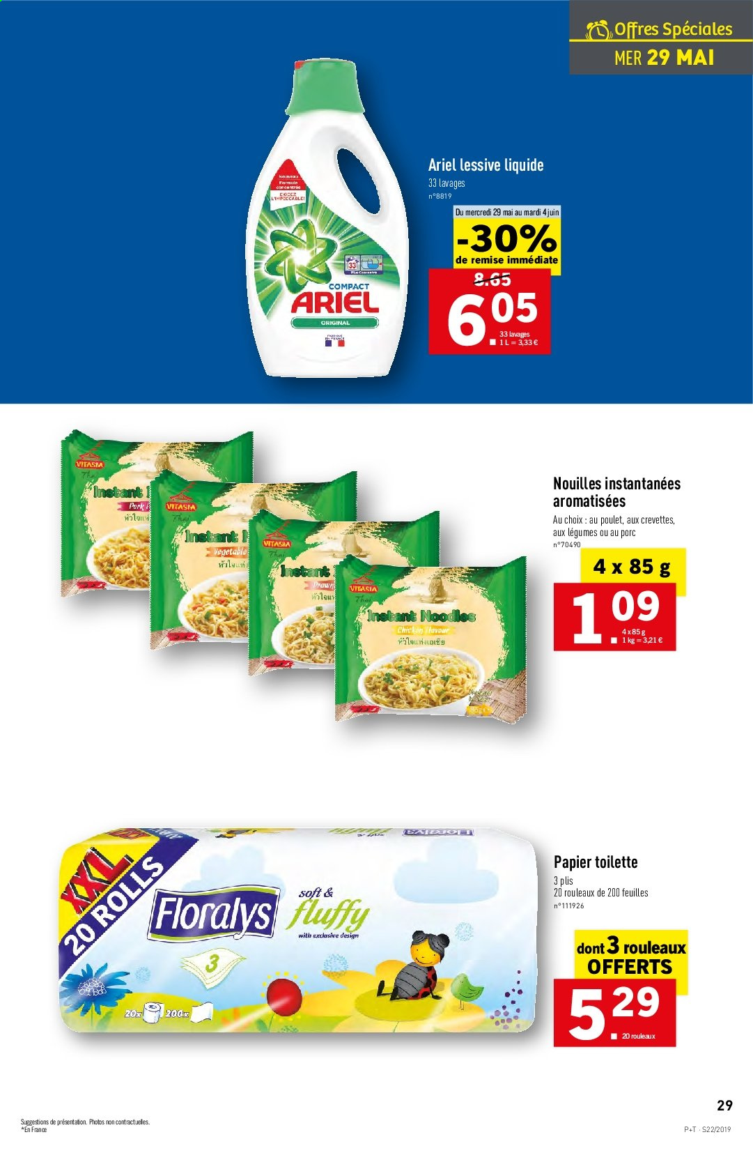 Catalogue Lidl - 29.05.2019 - 04.06.2019. Page 29.
