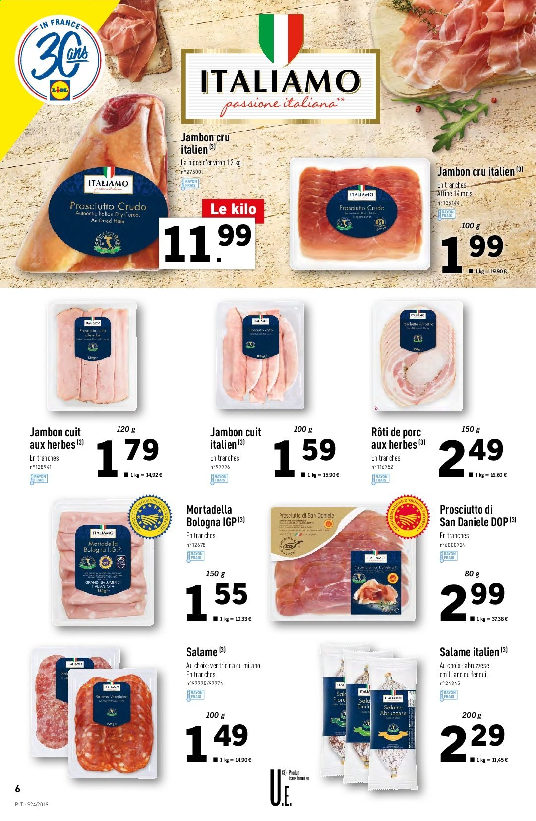 Catalogue Lidl - 12.06.2019 - 18.06.2019. Page 8.
