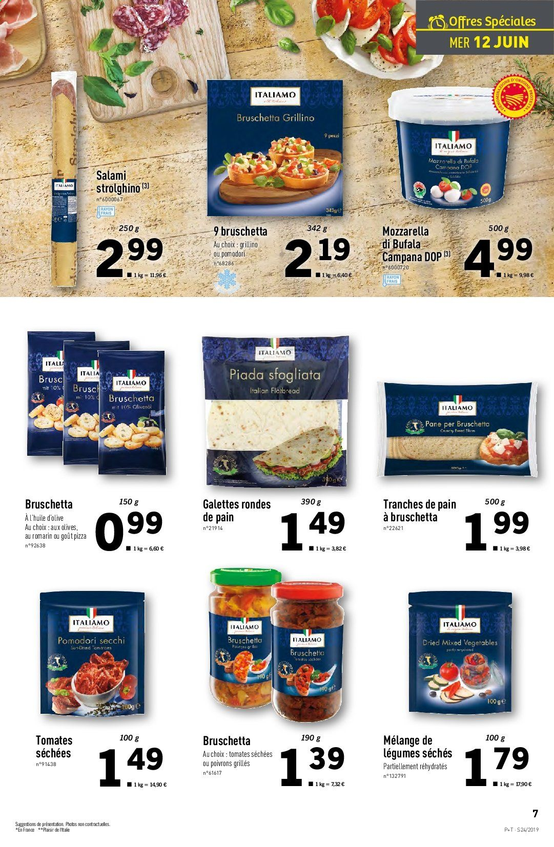 Catalogue Lidl - 12.06.2019 - 18.06.2019. Page 9.