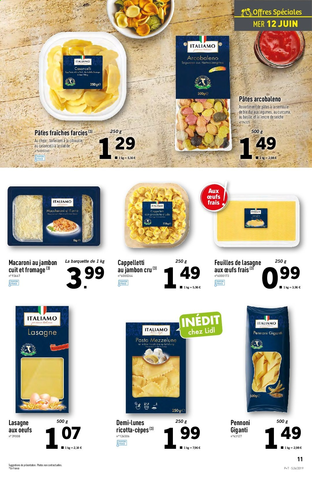 Catalogue Lidl - 12.06.2019 - 18.06.2019. Page 13.