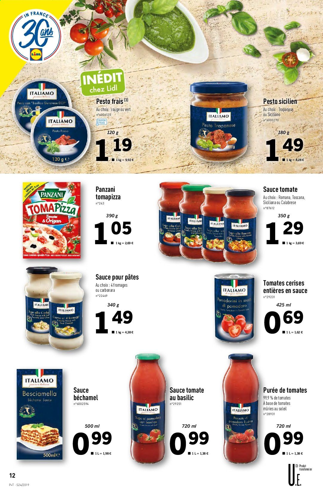 Catalogue Lidl - 12.06.2019 - 18.06.2019. Page 14.