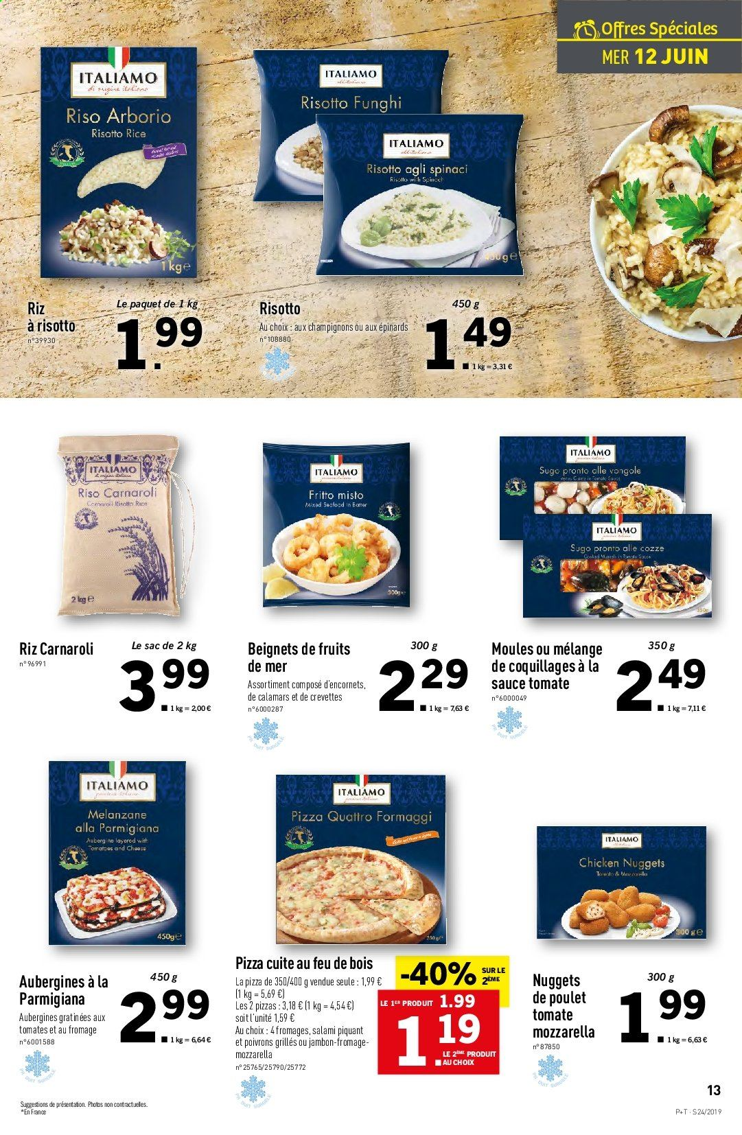 Catalogue Lidl - 12.06.2019 - 18.06.2019. Page 15.