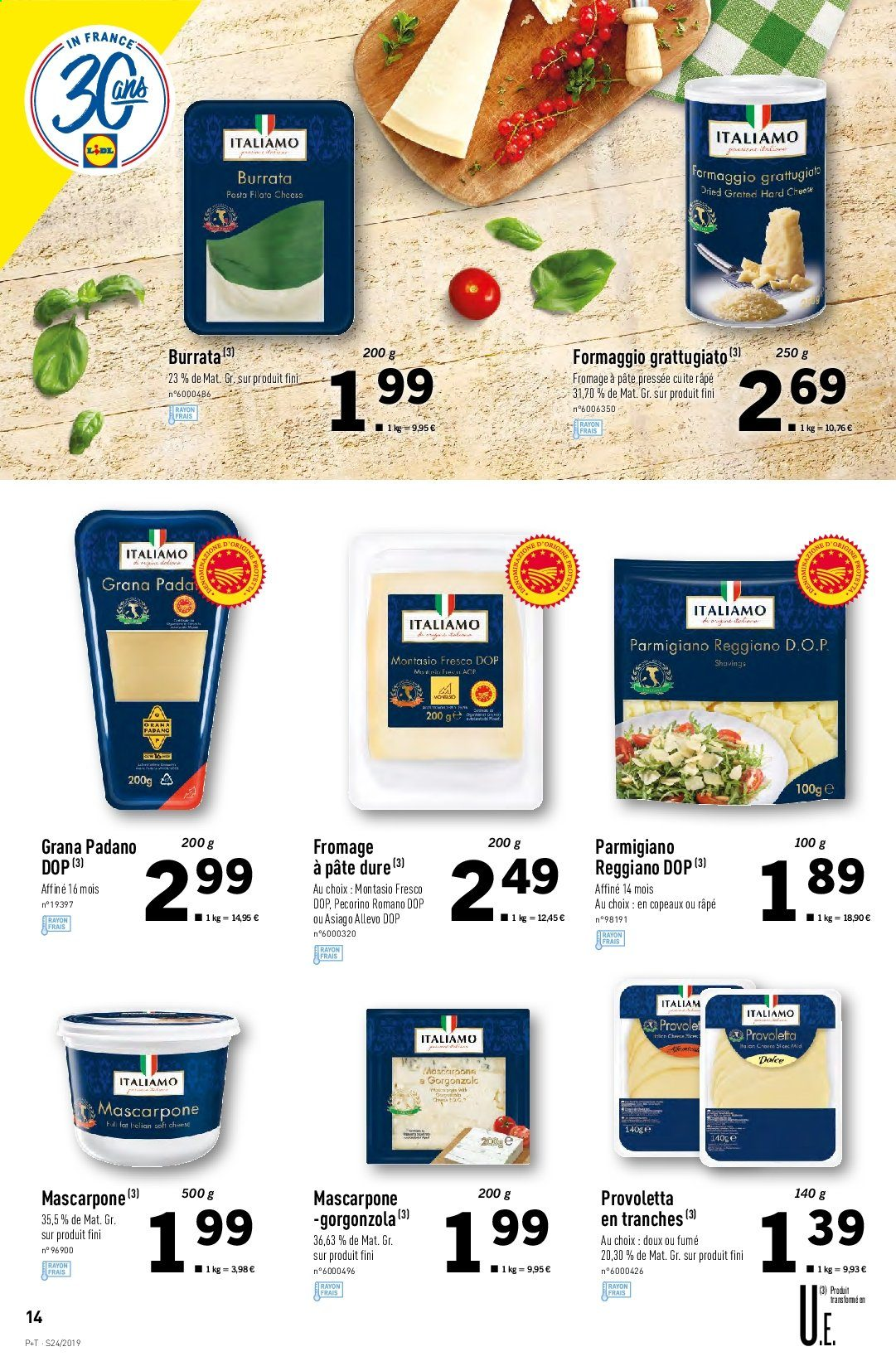 Catalogue Lidl - 12.06.2019 - 18.06.2019. Page 16.