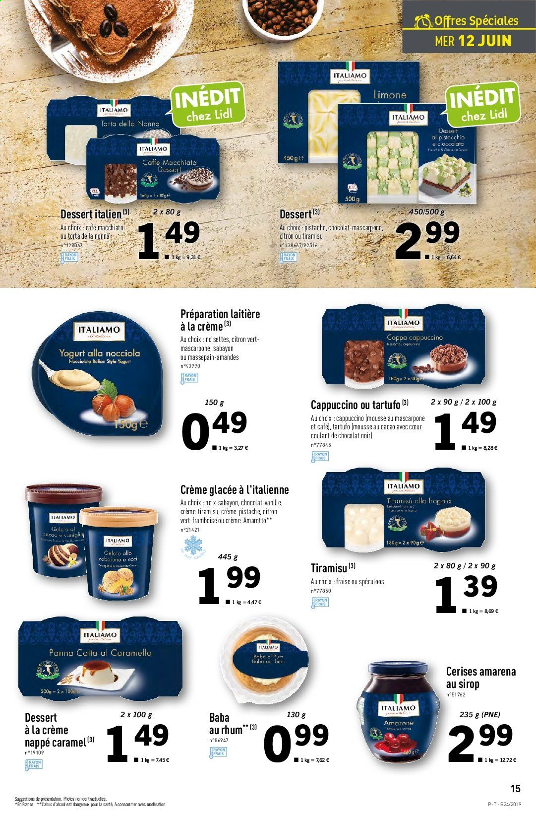 Catalogue Lidl - 12.06.2019 - 18.06.2019. Page 17.