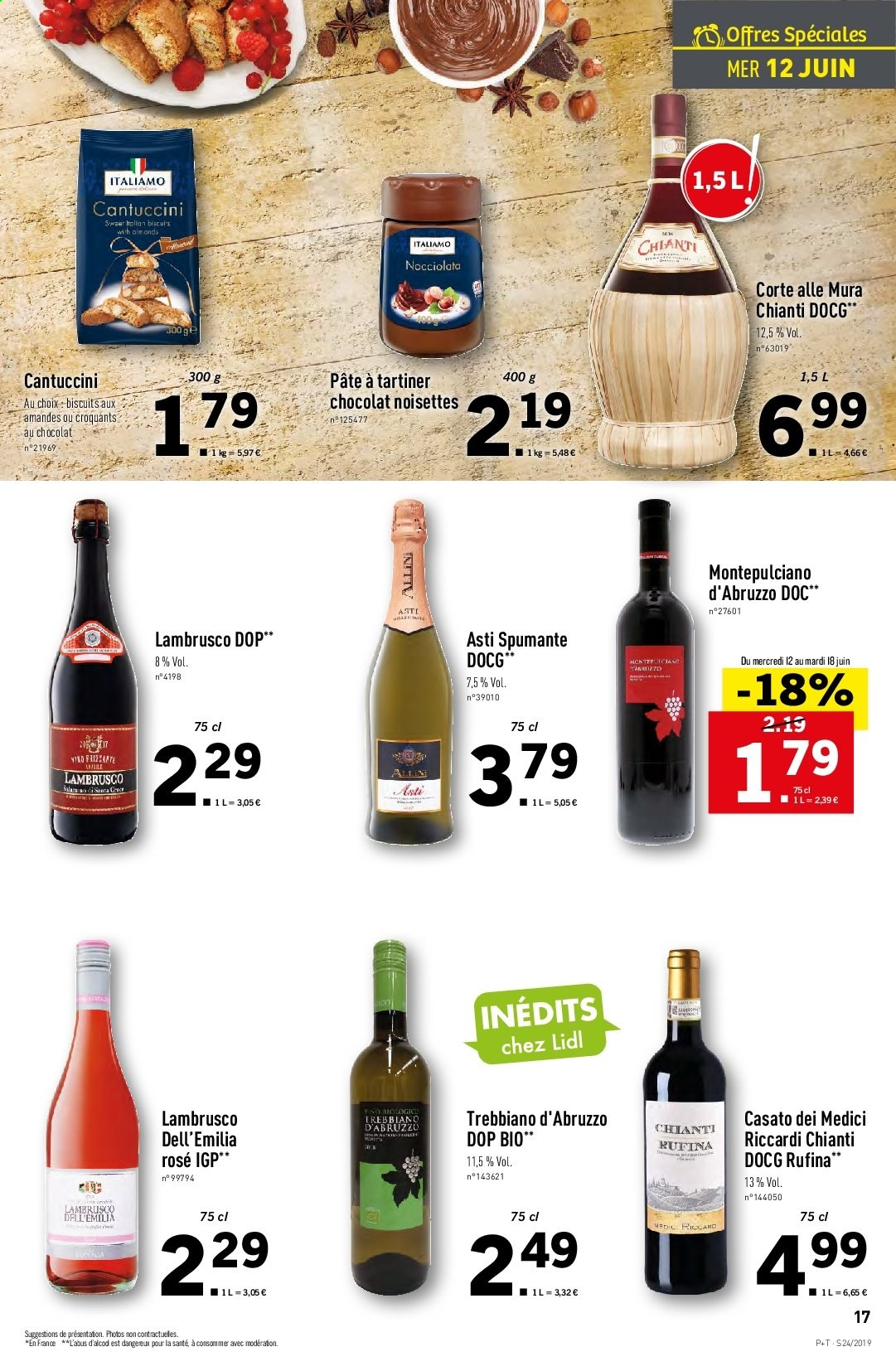 Catalogue Lidl - 12.06.2019 - 18.06.2019. Page 19.
