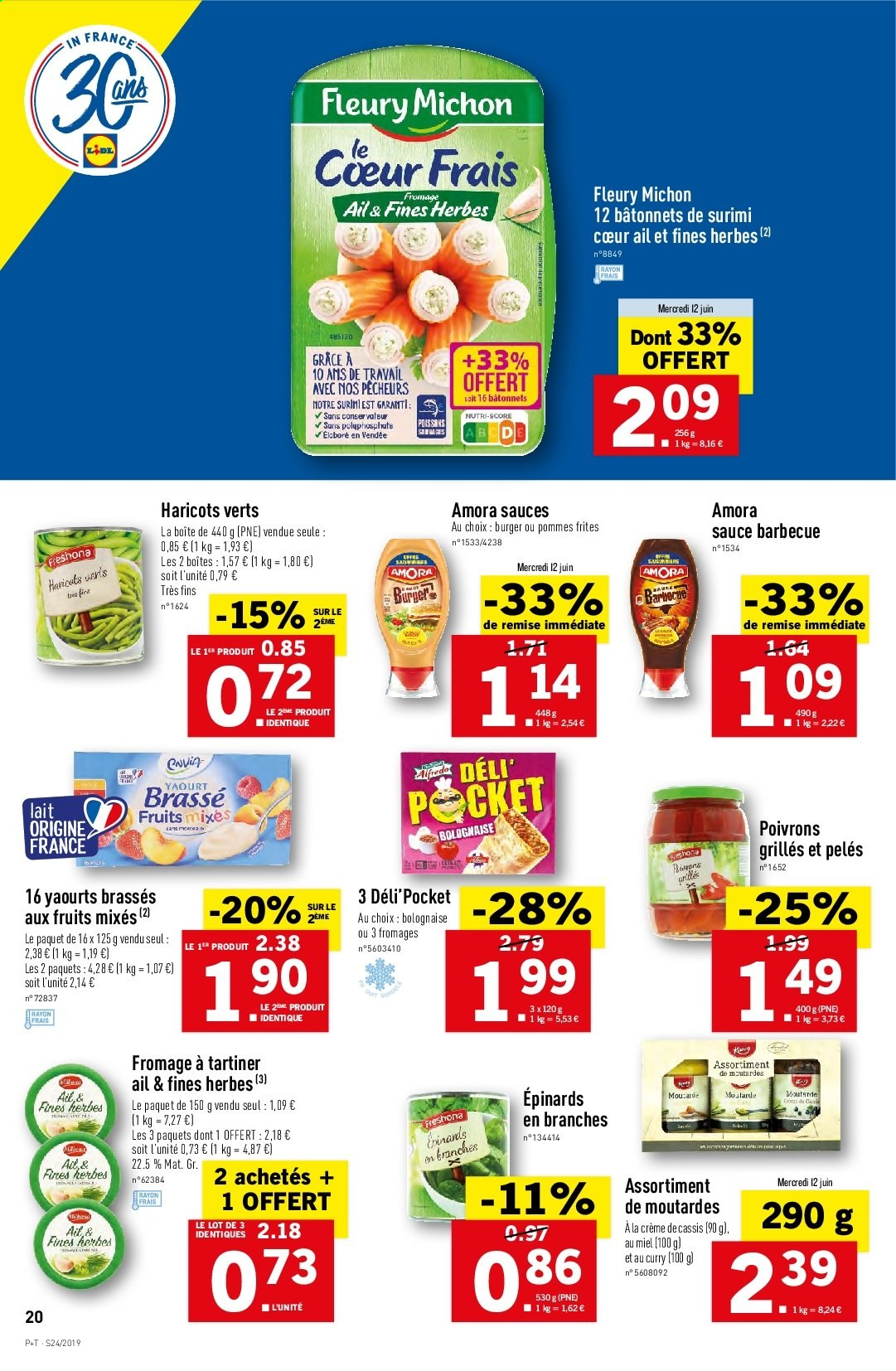 Catalogue Lidl - 12.06.2019 - 18.06.2019. Page 22.
