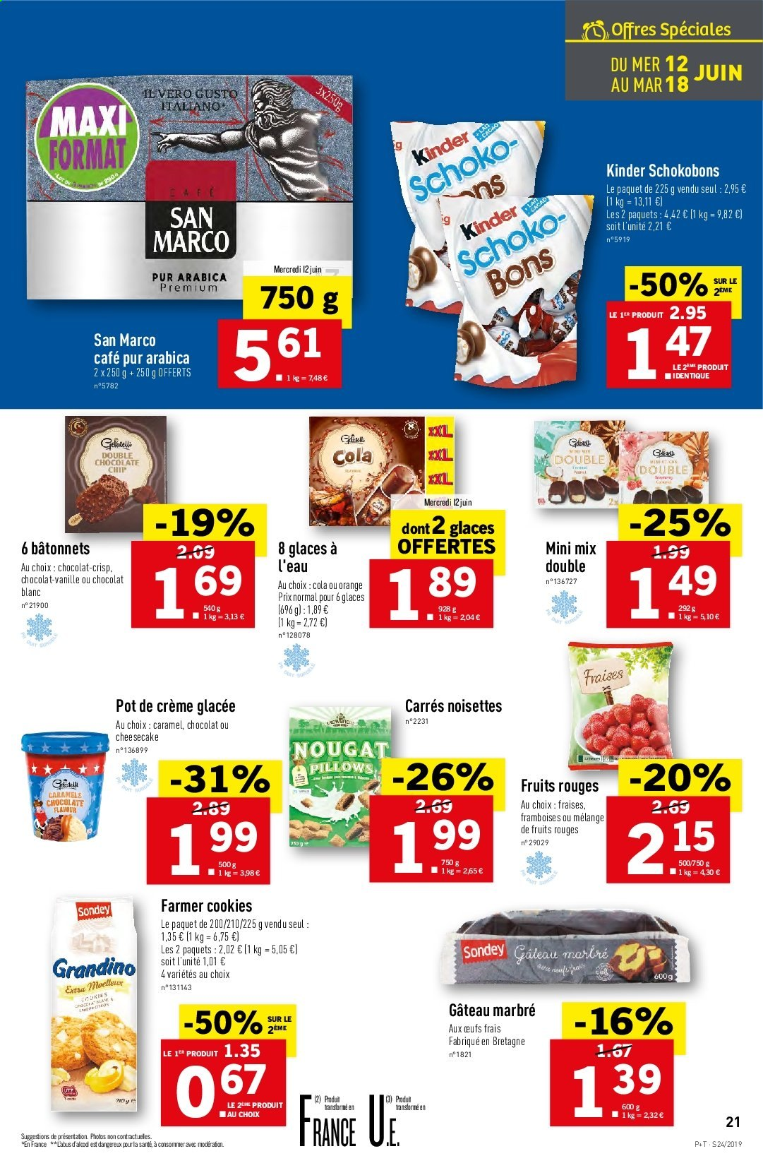 Catalogue Lidl - 12.06.2019 - 18.06.2019. Page 23.
