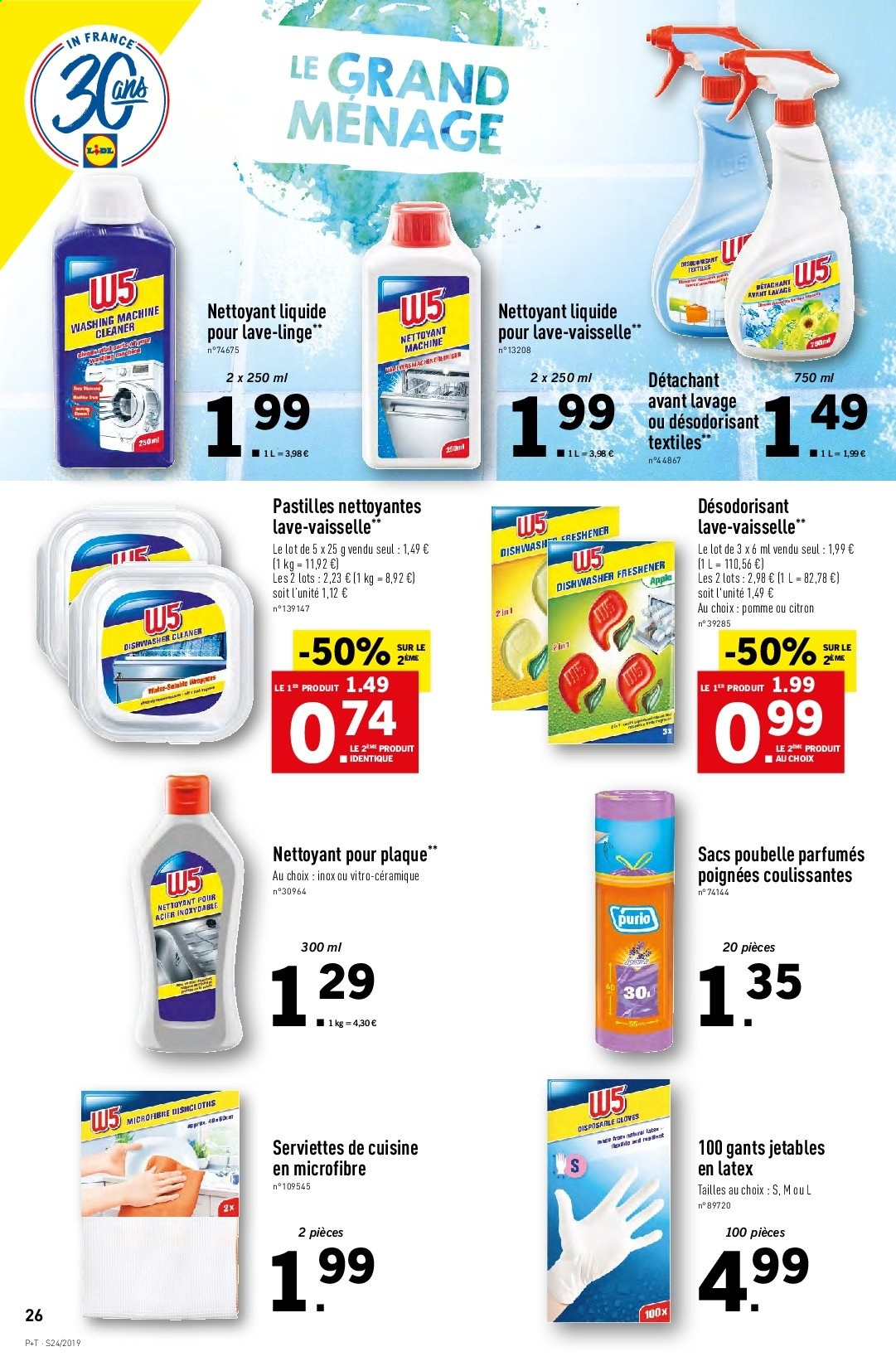 Catalogue Lidl - 12.06.2019 - 18.06.2019. Page 28.