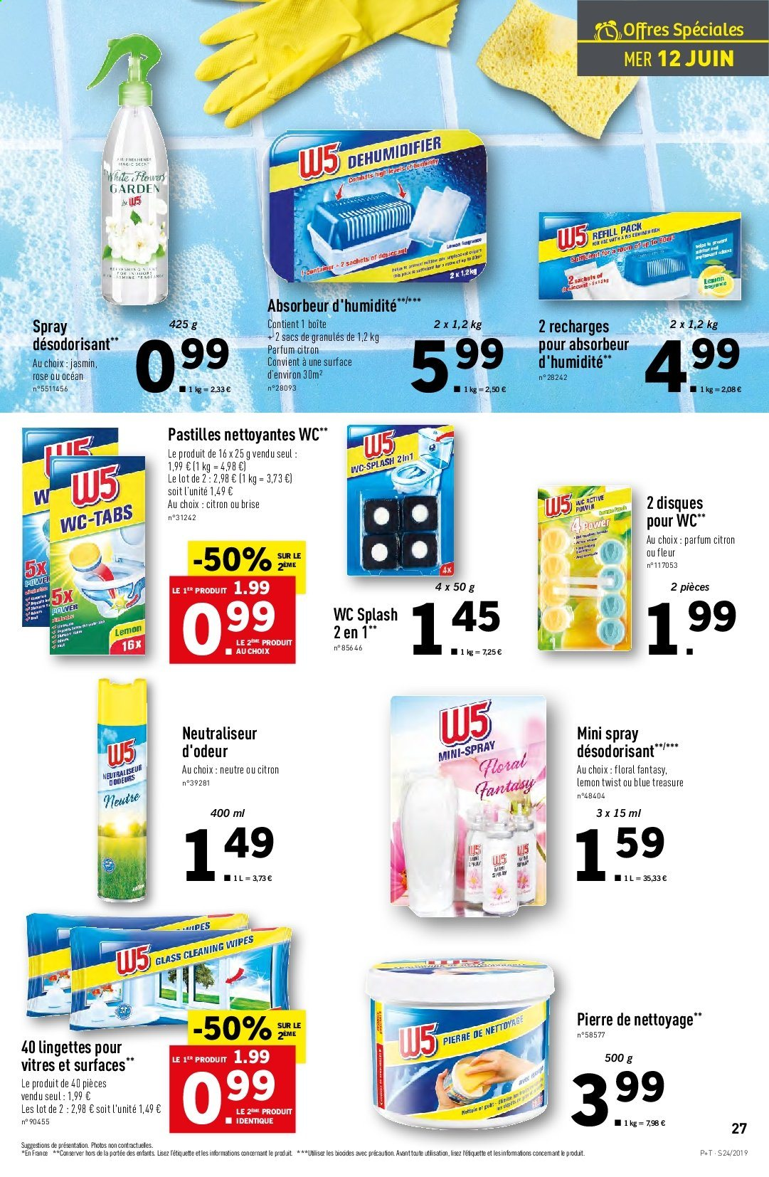 Catalogue Lidl - 12.06.2019 - 18.06.2019. Page 29.