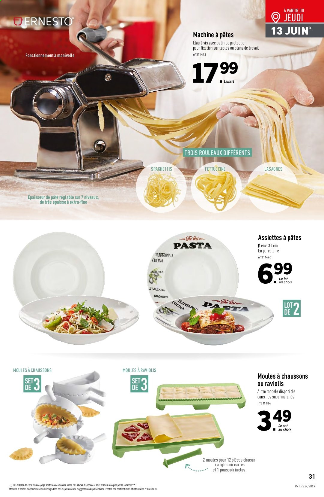 Catalogue Lidl - 12.06.2019 - 18.06.2019. Page 33.