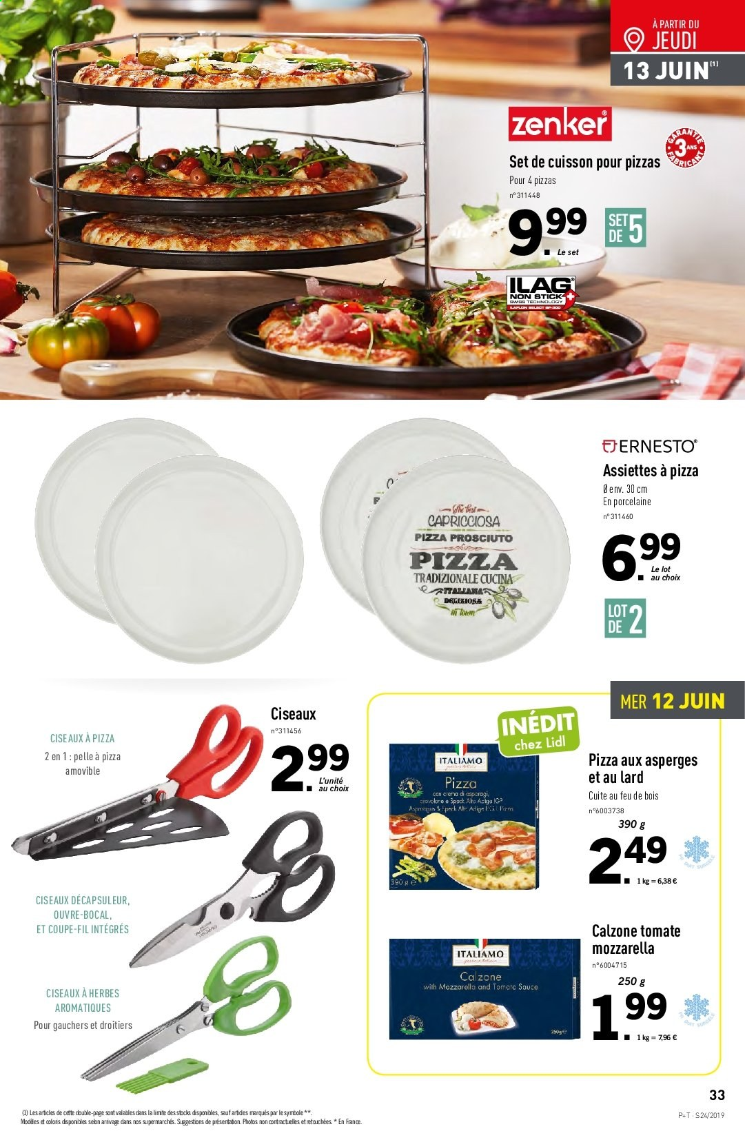 Catalogue Lidl - 12.06.2019 - 18.06.2019. Page 35.