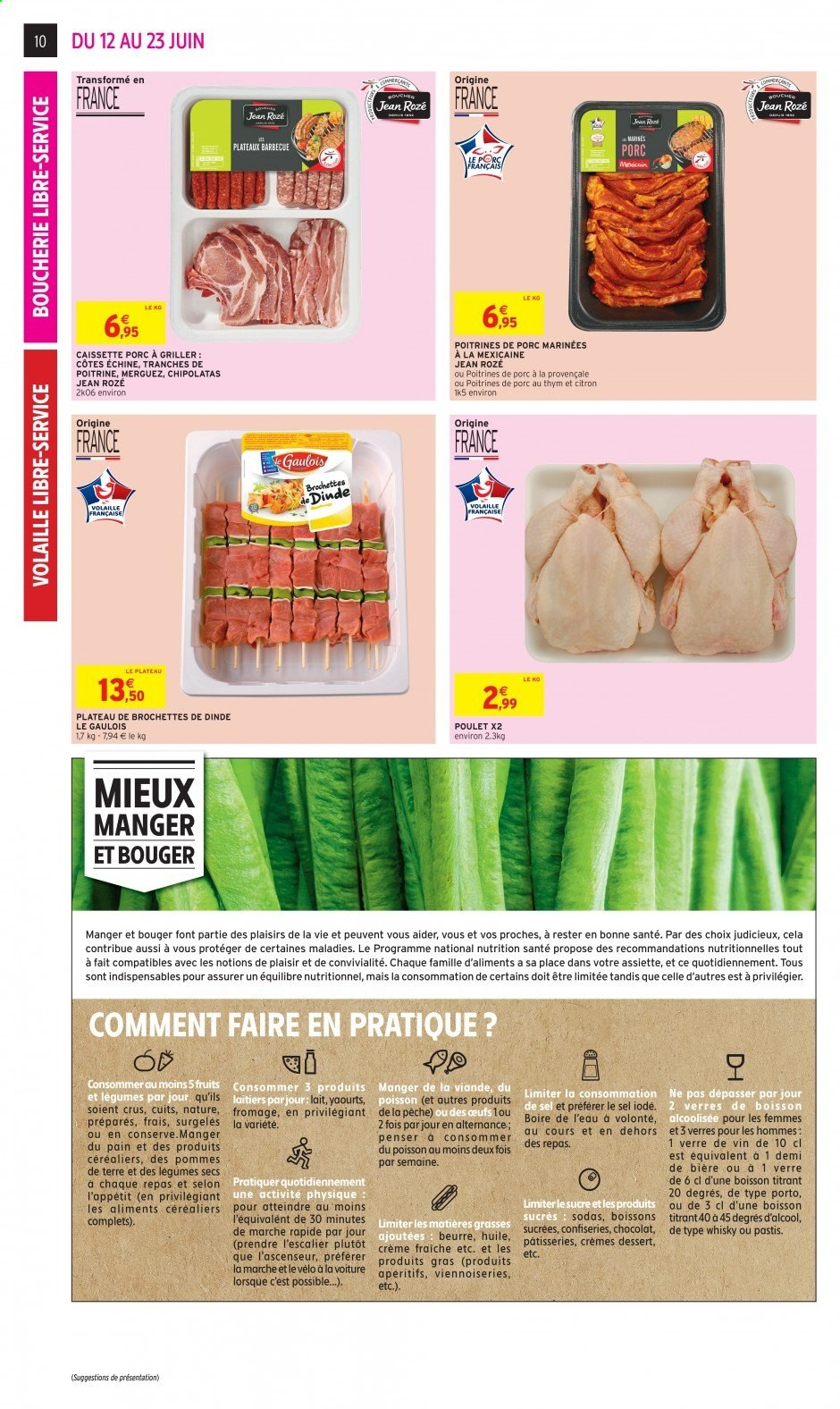 Catalogue Intermarché - 12.06.2019 - 23.06.2019. Page 10.