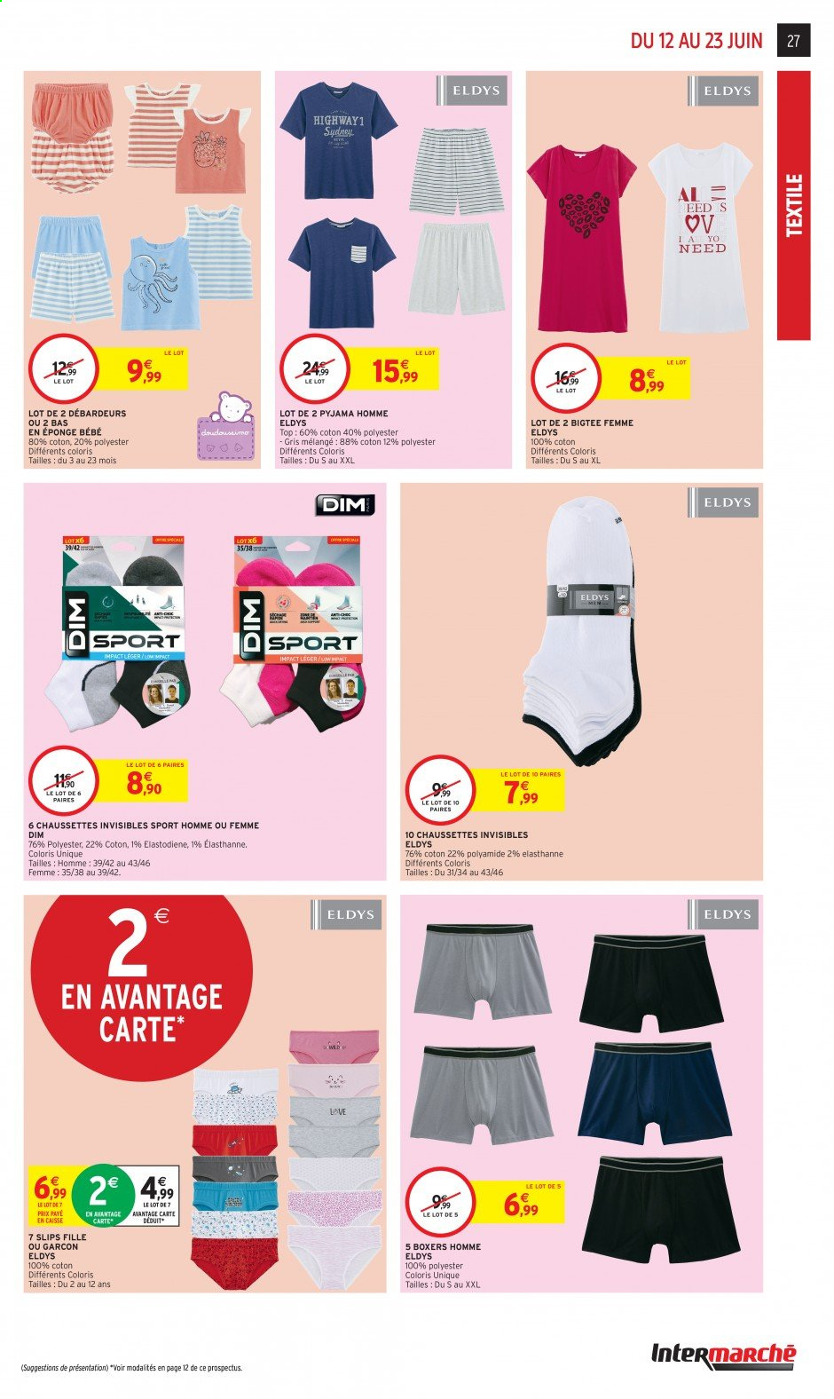 Catalogue Intermarché - 12.06.2019 - 23.06.2019. Page 27.