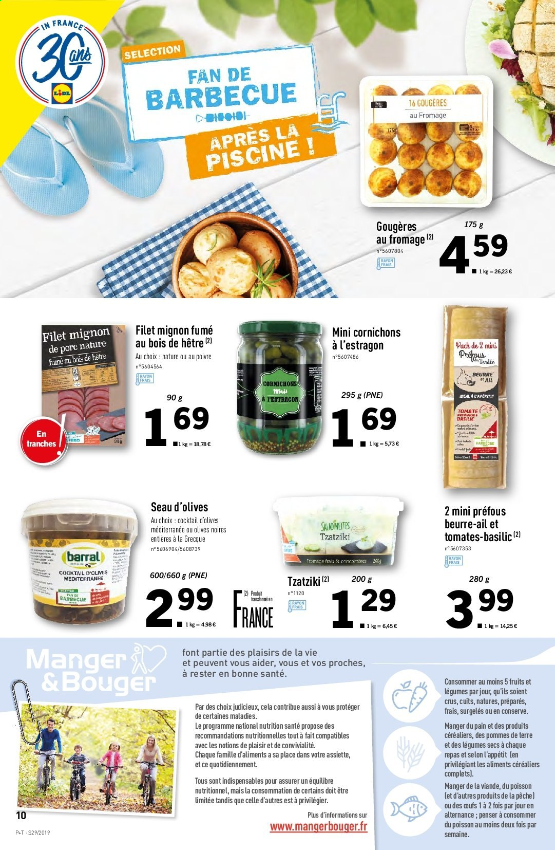 Catalogue Lidl - 17.07.2019 - 23.07.2019. Page 10.