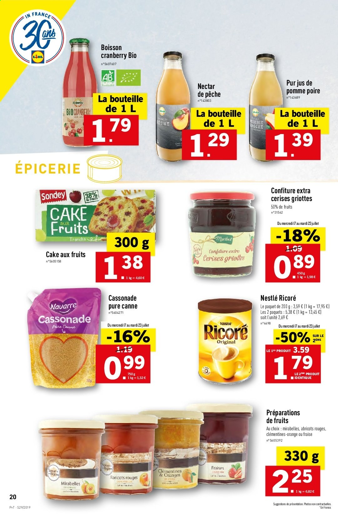 Catalogue Lidl - 17.07.2019 - 23.07.2019. Page 20.