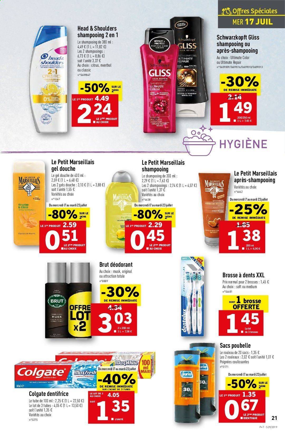 Catalogue Lidl - 17.07.2019 - 23.07.2019. Page 21.