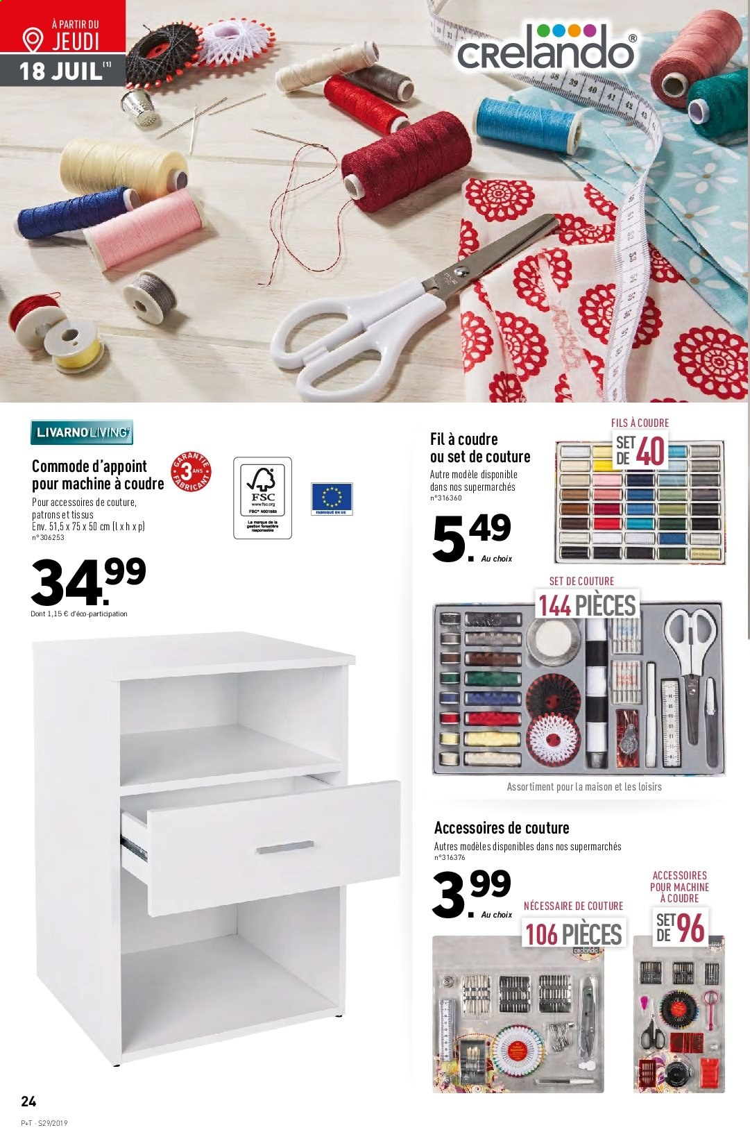 Catalogue Lidl - 17.07.2019 - 23.07.2019. Page 26.