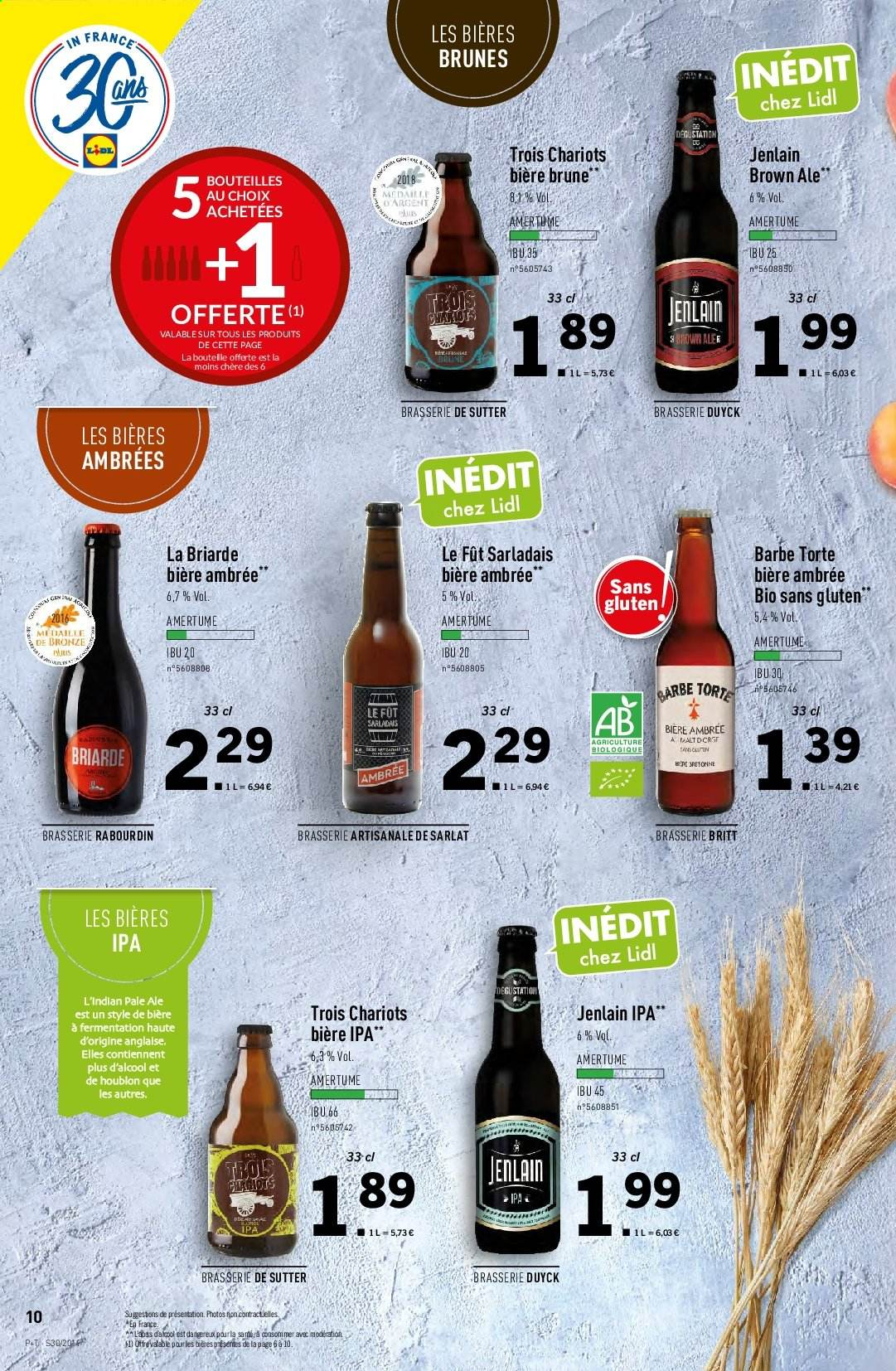 Catalogue Lidl - 24.07.2019 - 30.07.2019. Page 10.