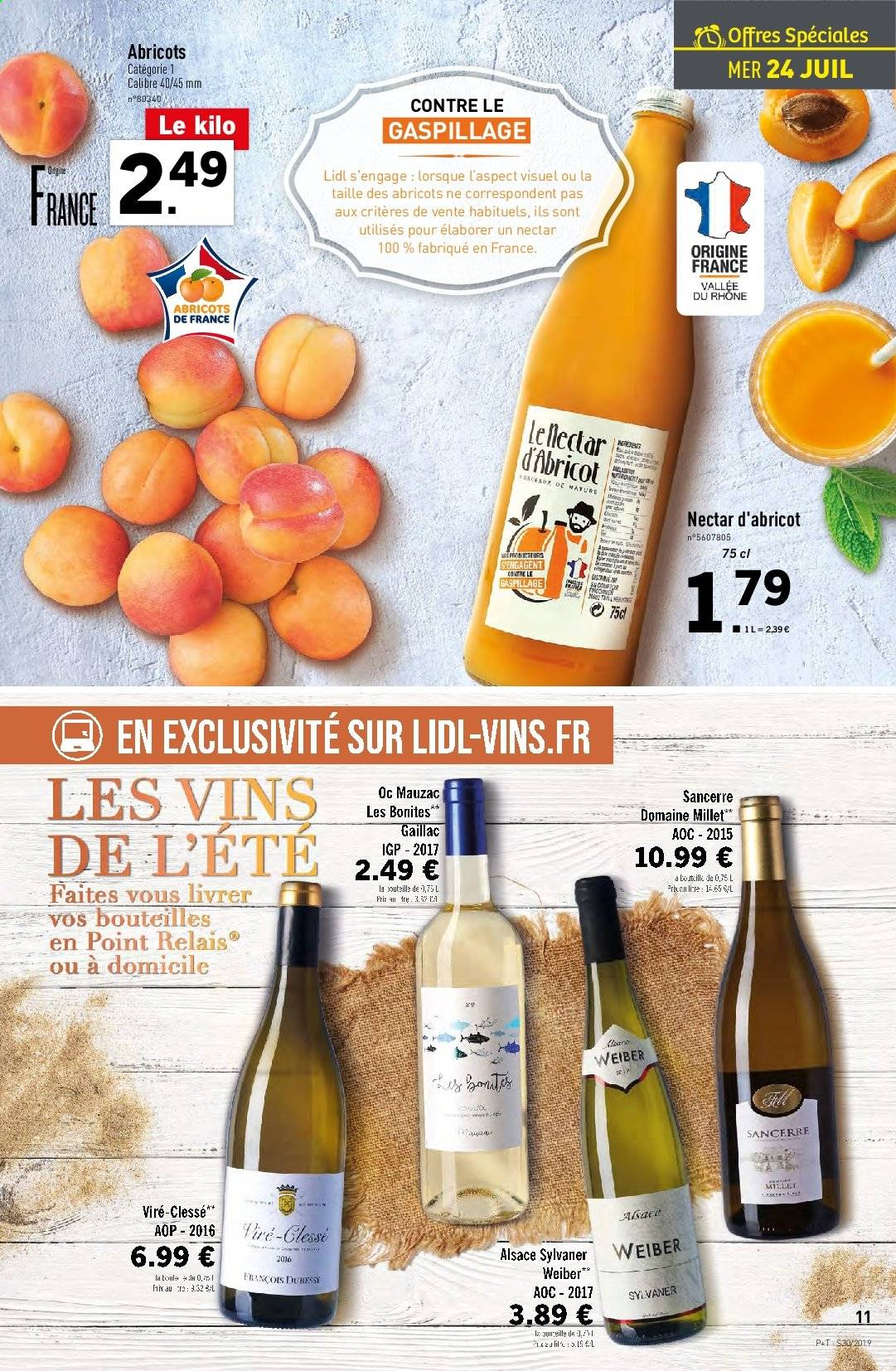 Catalogue Lidl - 24.07.2019 - 30.07.2019. Page 11.