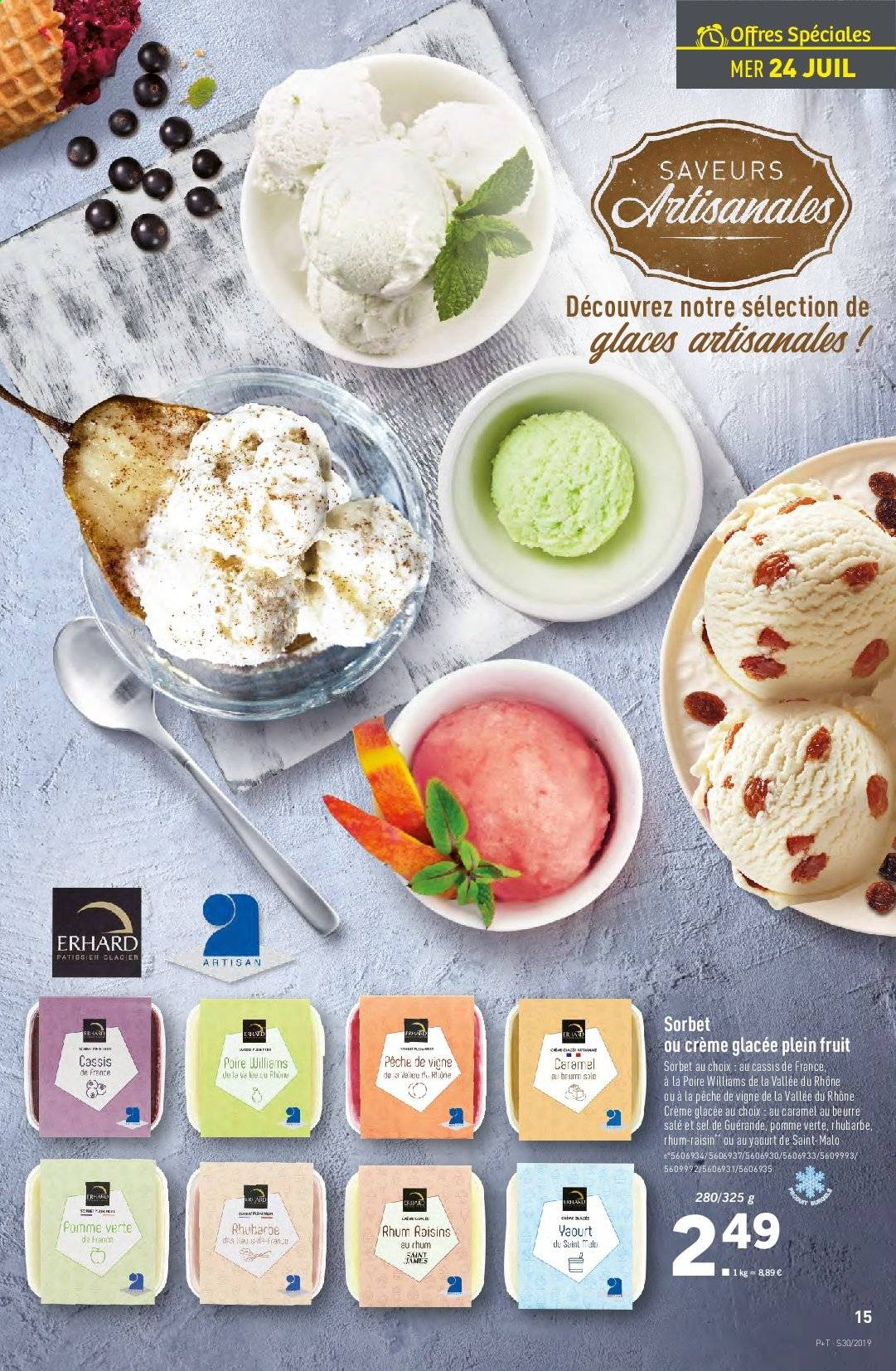 Catalogue Lidl - 24.07.2019 - 30.07.2019. Page 15.