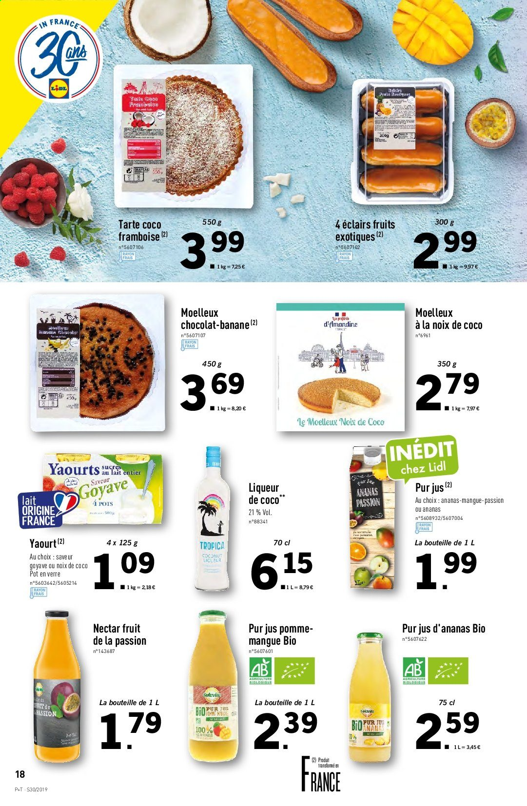 Catalogue Lidl - 24.07.2019 - 30.07.2019. Page 18.