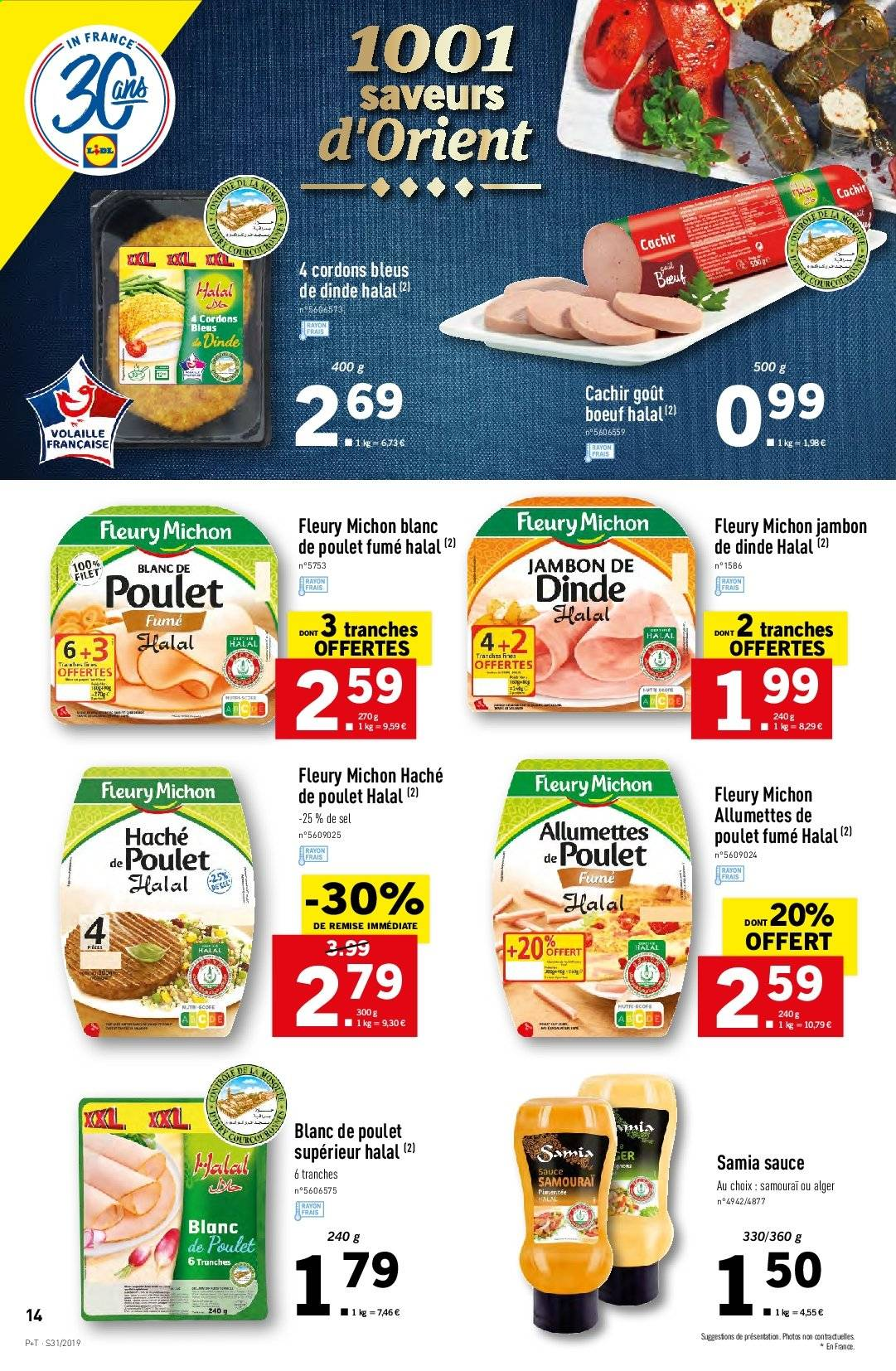 Catalogue Lidl - 31.07.2019 - 06.08.2019. Page 14.