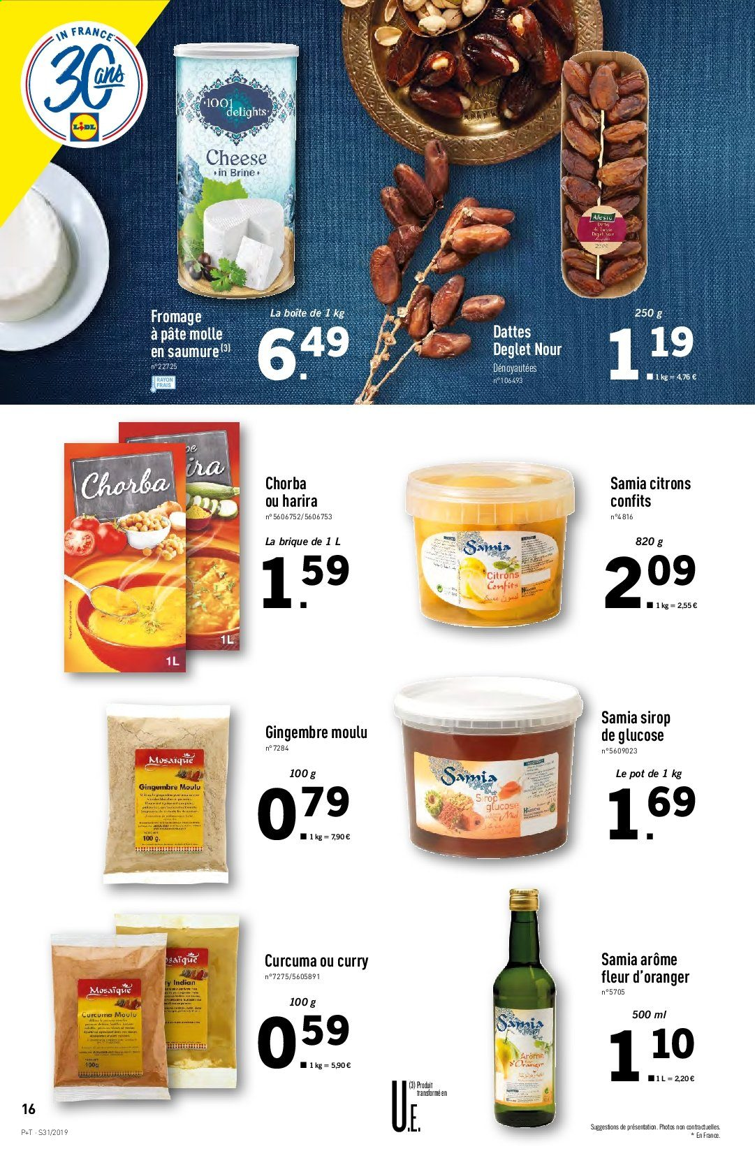 Catalogue Lidl - 31.07.2019 - 06.08.2019. Page 16.