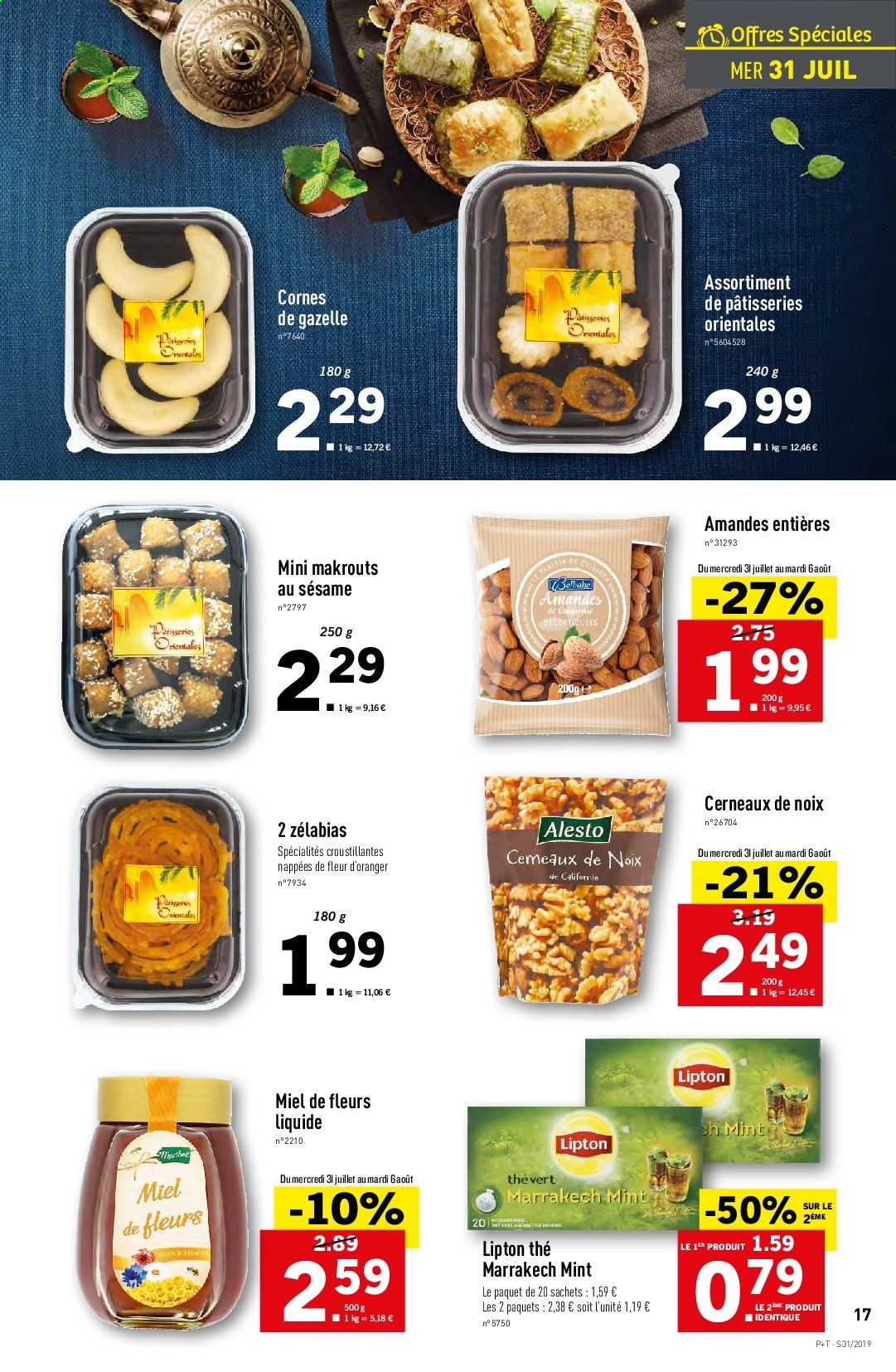 Catalogue Lidl - 31.07.2019 - 06.08.2019. Page 17.