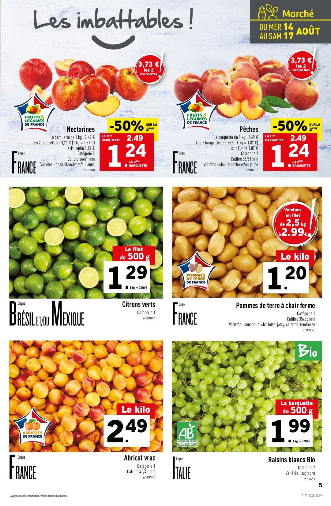 Catalogue Lidl - 14.08.2019 - 20.08.2019. Page 5.