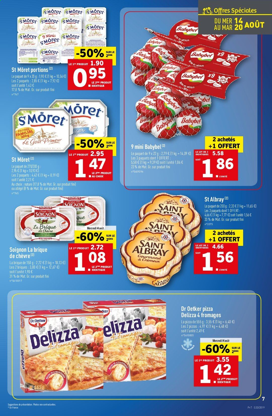 Catalogue Lidl - 14.08.2019 - 20.08.2019. Page 7.