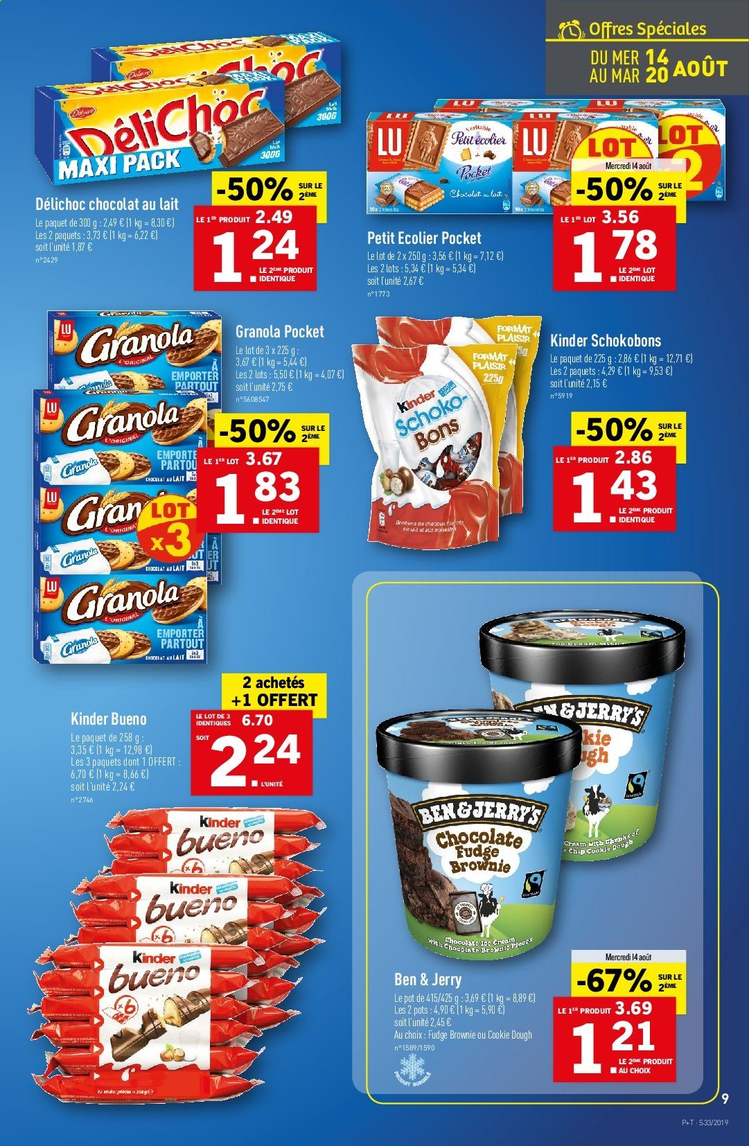Catalogue Lidl - 14.08.2019 - 20.08.2019. Page 9.