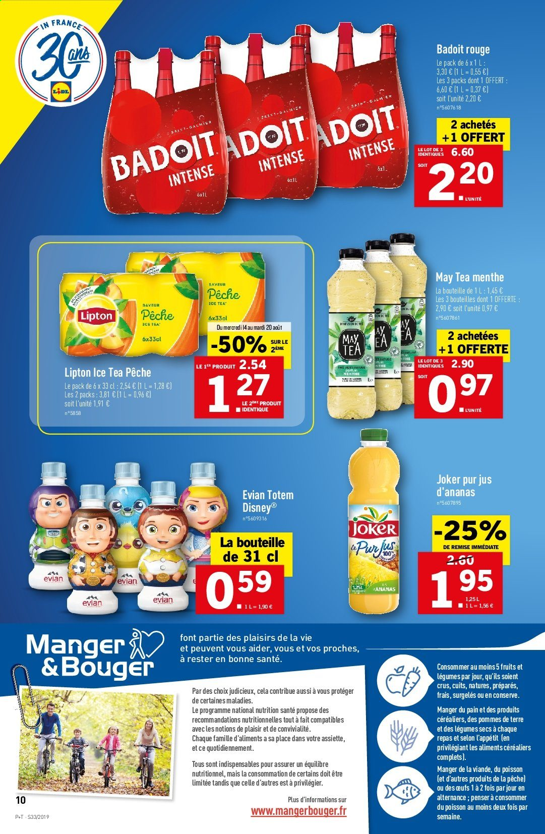 Catalogue Lidl - 14.08.2019 - 20.08.2019. Page 10.