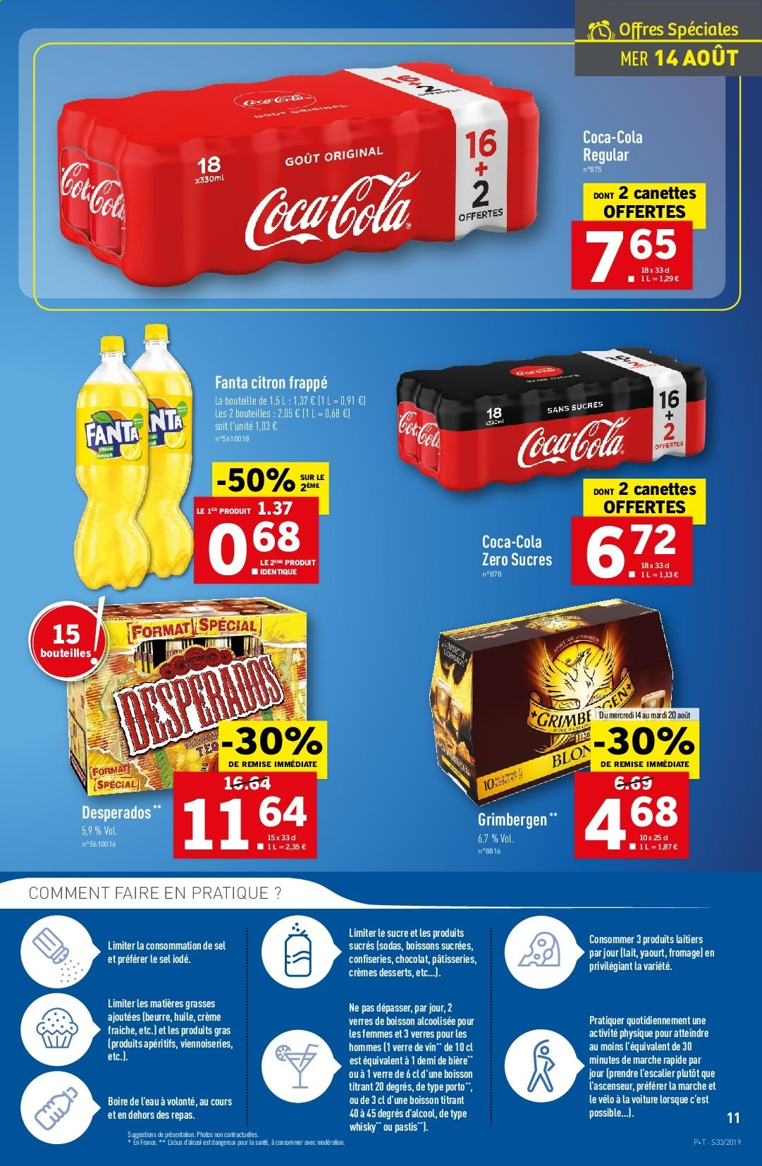 Catalogue Lidl - 14.08.2019 - 20.08.2019. Page 11.
