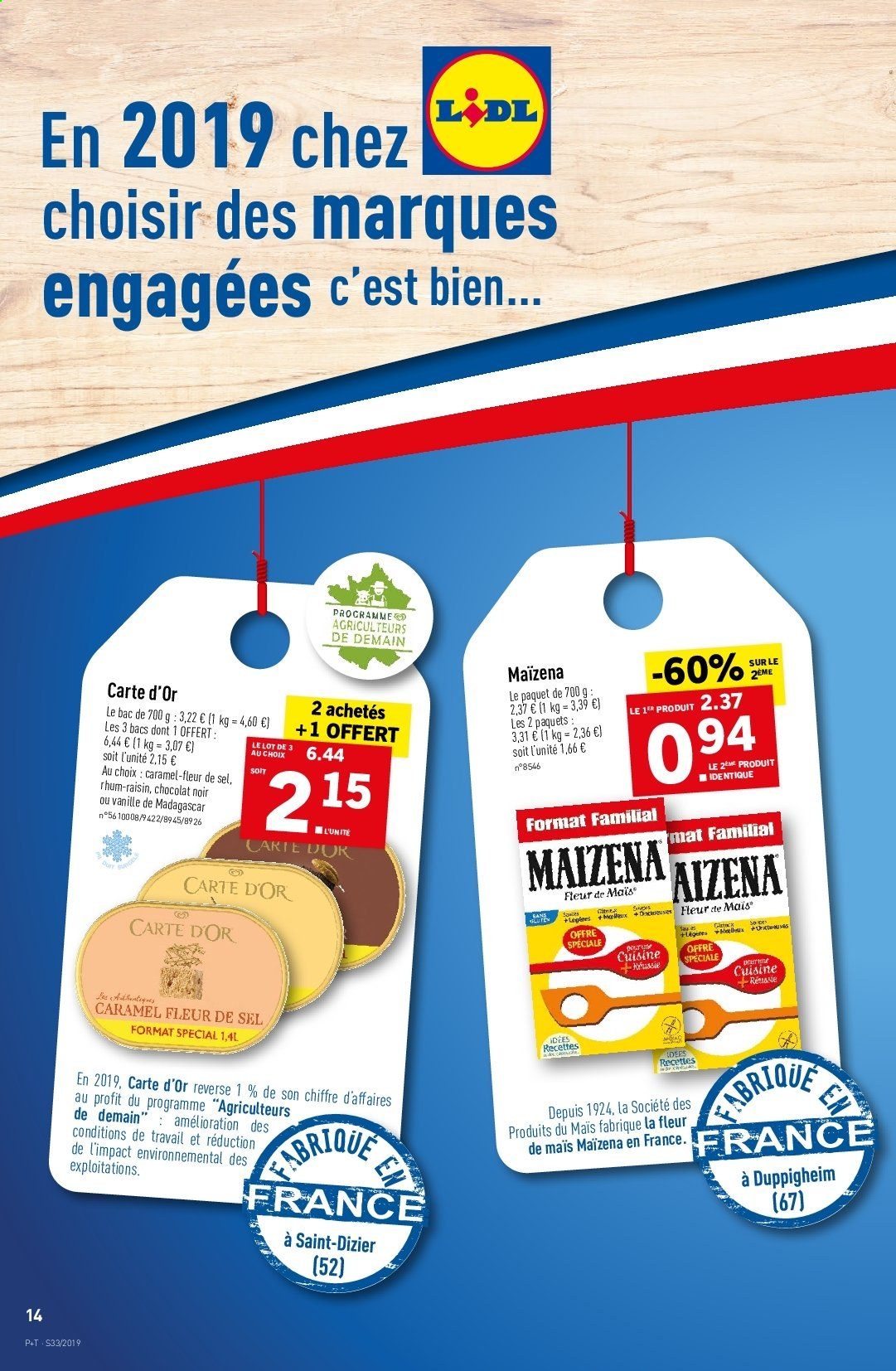 Catalogue Lidl - 14.08.2019 - 20.08.2019. Page 14.
