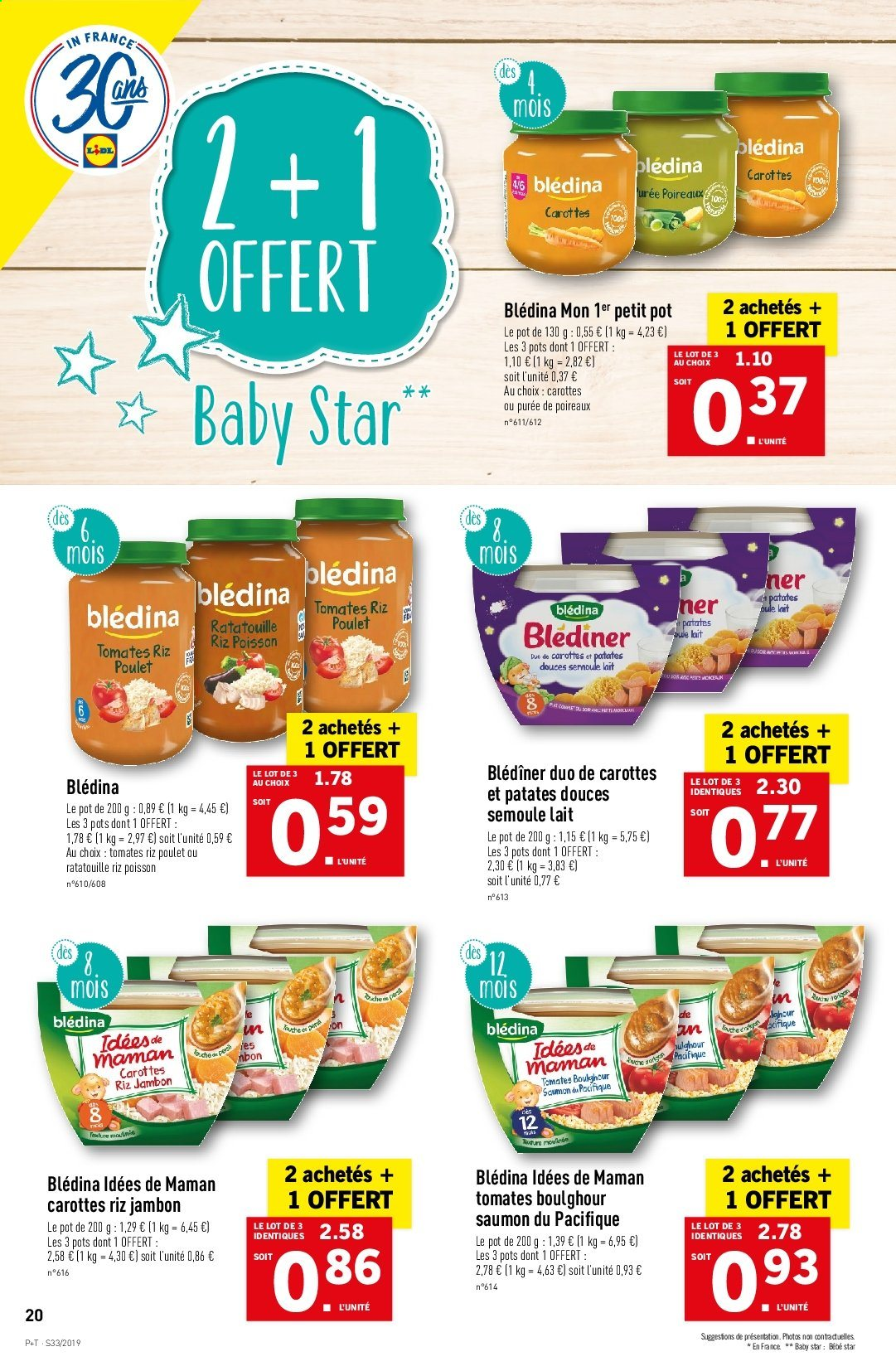 Catalogue Lidl - 14.08.2019 - 20.08.2019. Page 20.