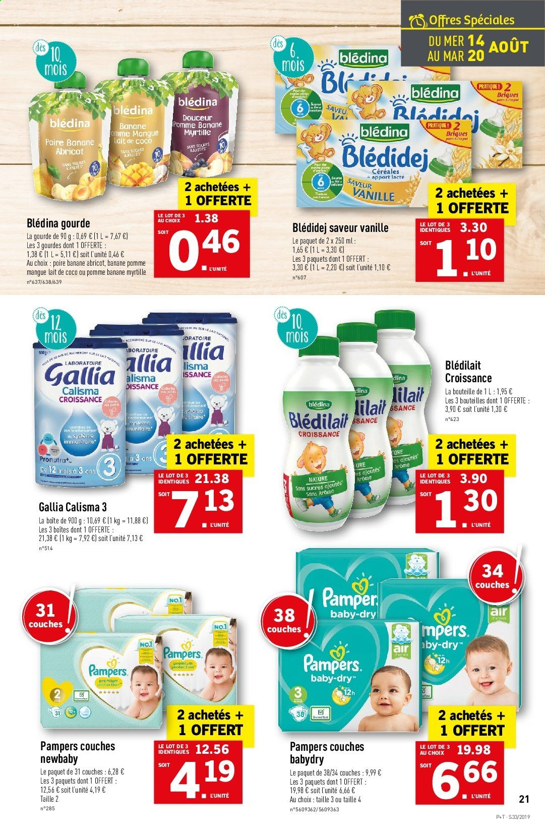 Catalogue Lidl - 14.08.2019 - 20.08.2019. Page 21.
