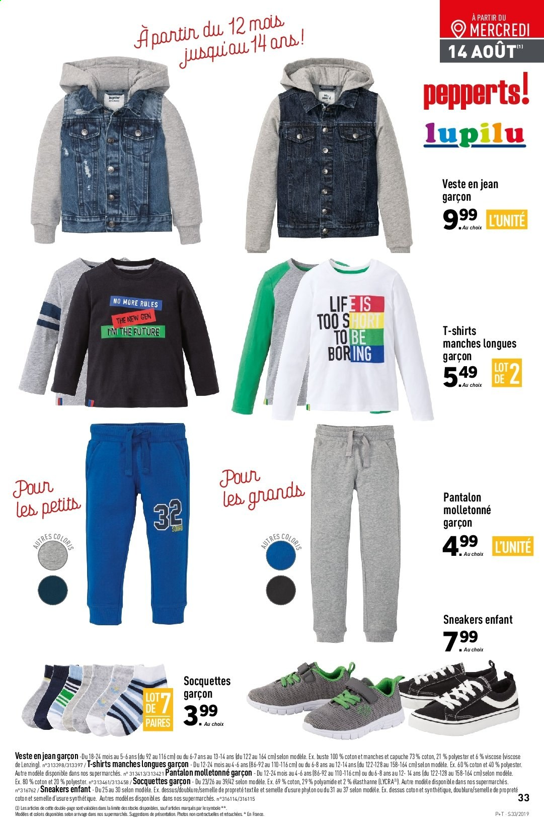 Catalogue Lidl - 14.08.2019 - 20.08.2019. Page 35.