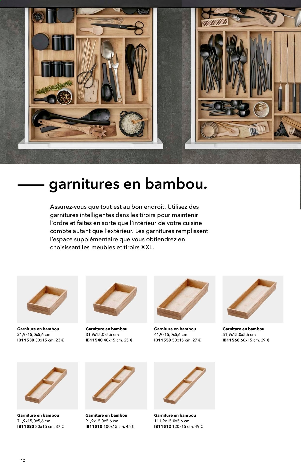 Catalogue Kvik. Page 12.