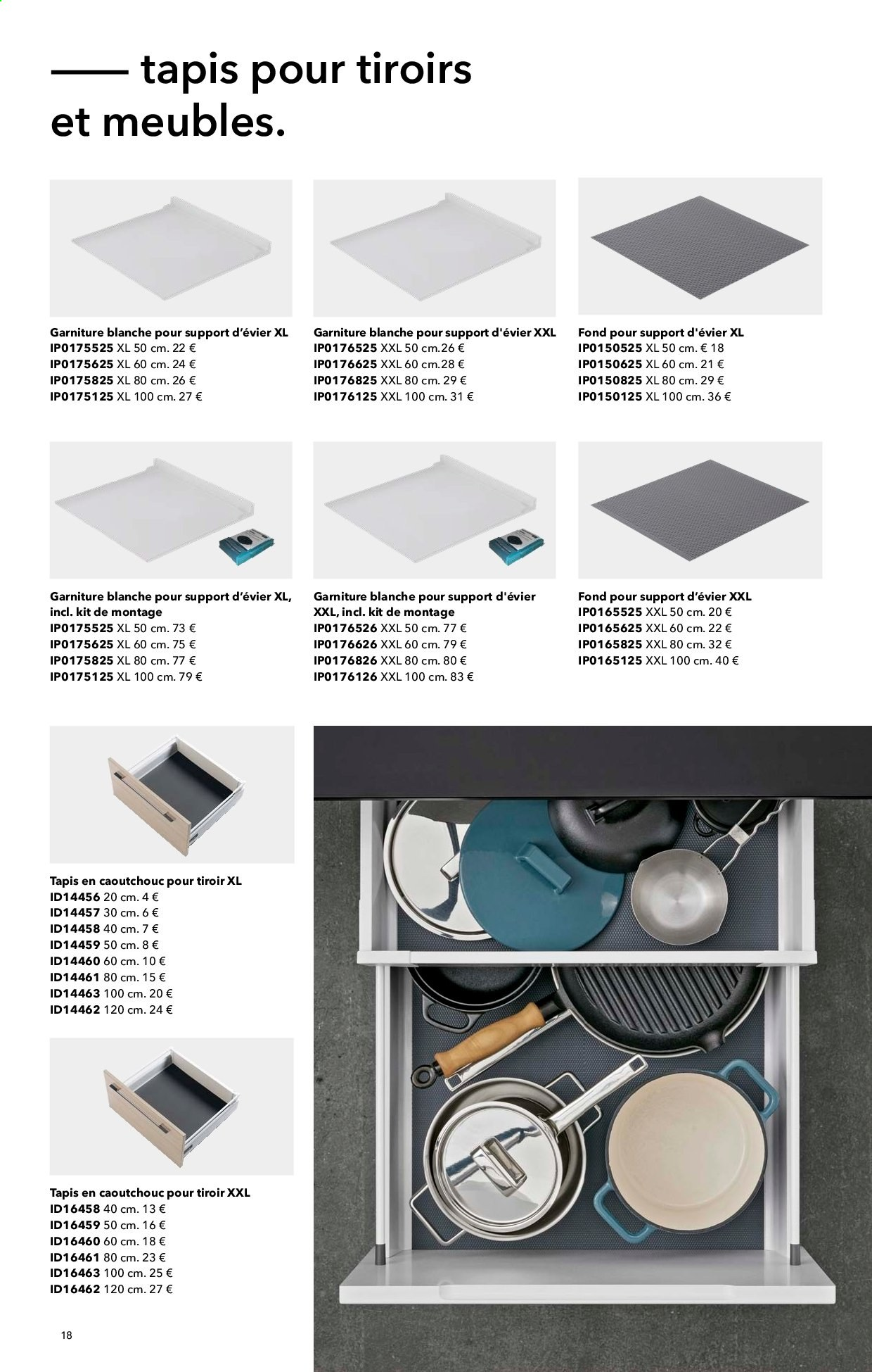 Catalogue Kvik. Page 18.