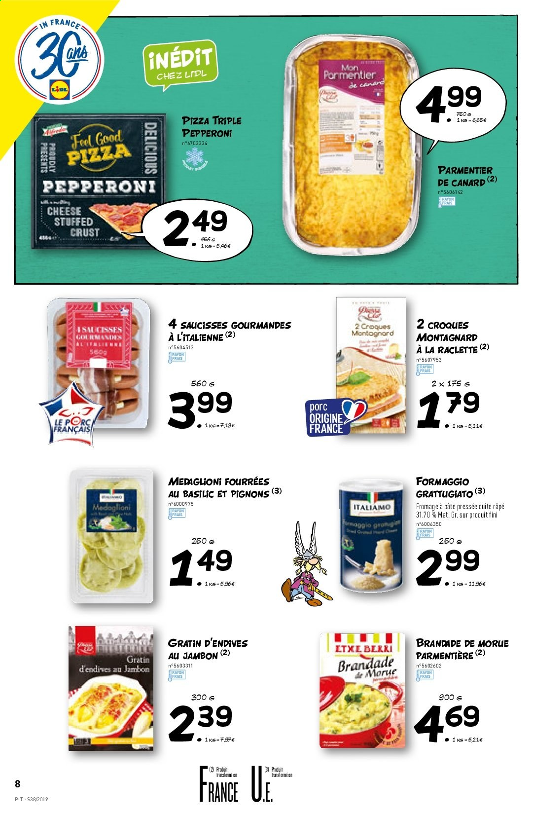 Catalogue Lidl - 18.09.2019 - 24.09.2019. Page 8.