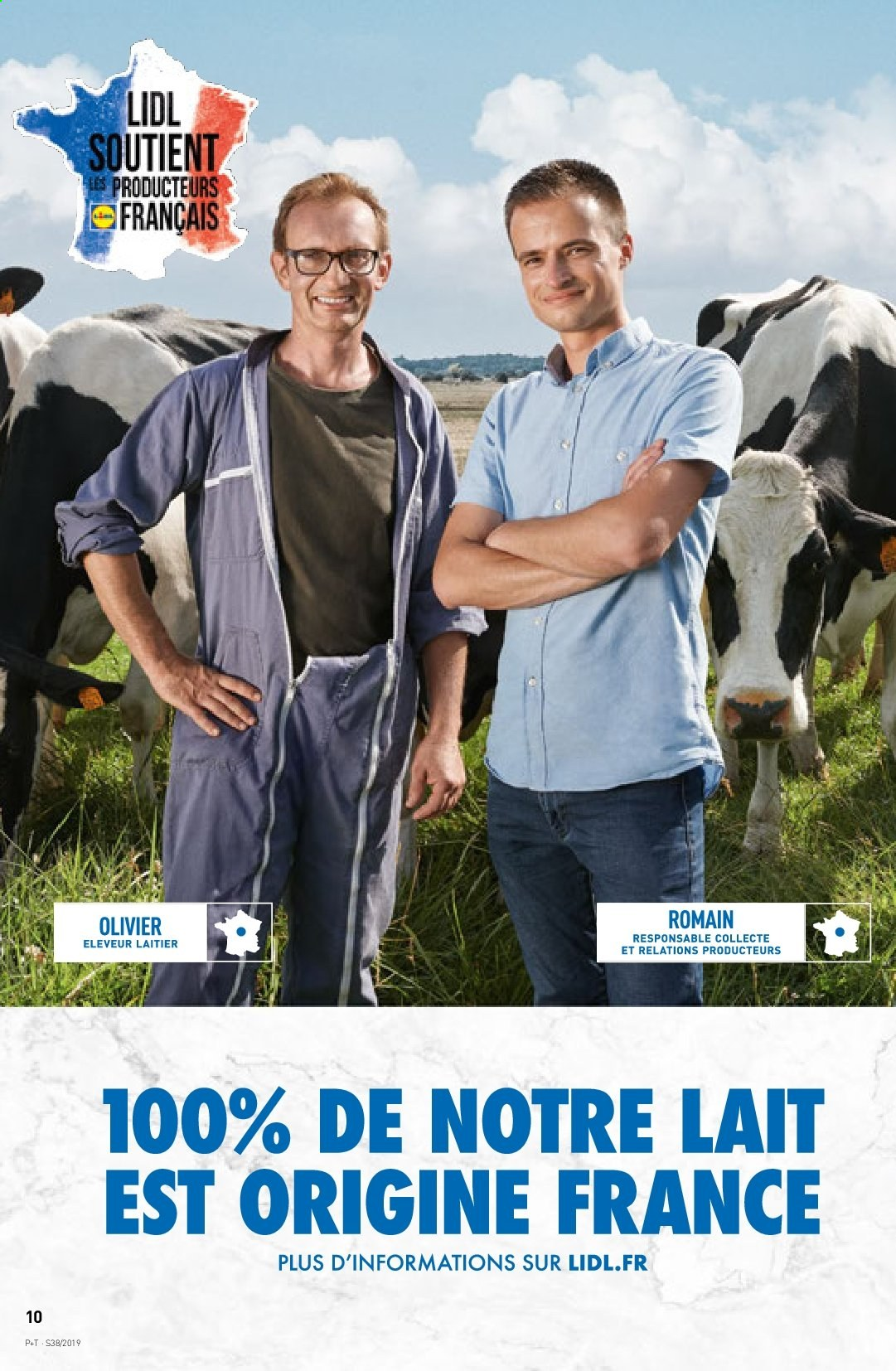 Catalogue Lidl - 18.09.2019 - 24.09.2019. Page 10.